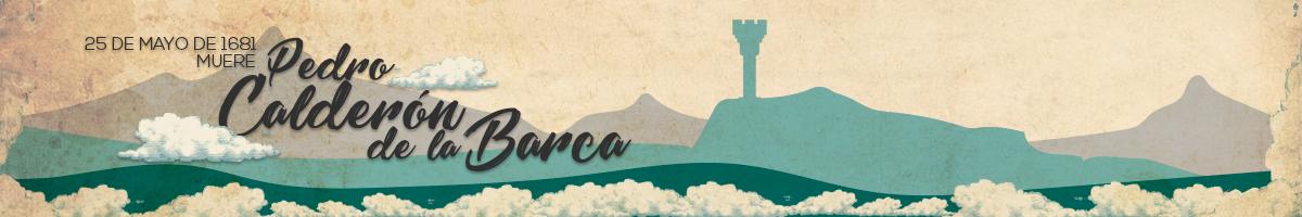 Ilustracion dedicada a Pedro Calderon de La Barca