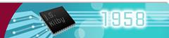 Ilustración tecnológica con un chip