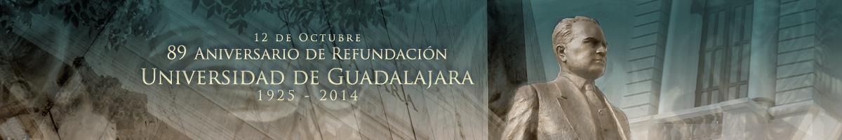 12 de octubre de 1925 - Se funda la Universidad de Guadalajara en su etapa moderna