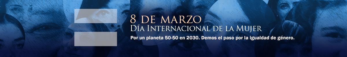 Por un Planeta 50-50 en 2030: Demos el paso para la igualdad de género.