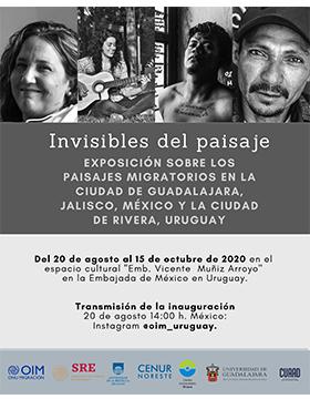 Exposición: Invisibles del paisaje