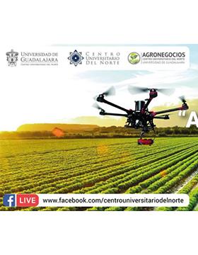 Conferencia: Agricultura de precisión: Uso de drones