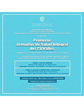 Primeras Jornadas de Salud Integral del CUValles
