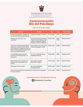 Conmemoración del Día del Psicólogo en CUValles