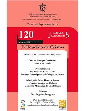 Presentación de la revista Estudios Jaliscienses