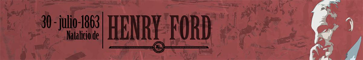 Henry Ford innovó en la industria con su proceso de producción en linea, conoce más al respecto