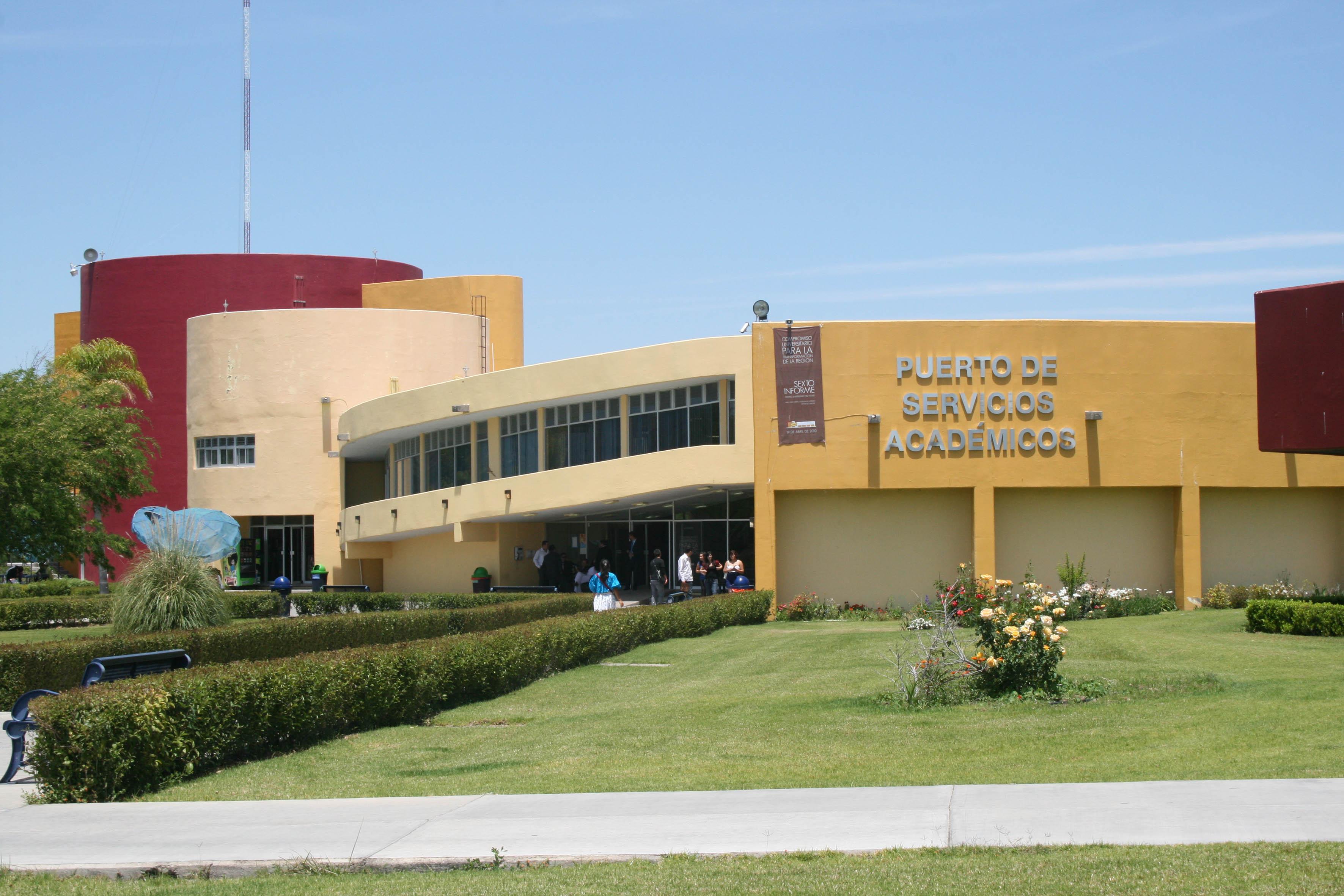 Edificio de Centro Universitario del Norte