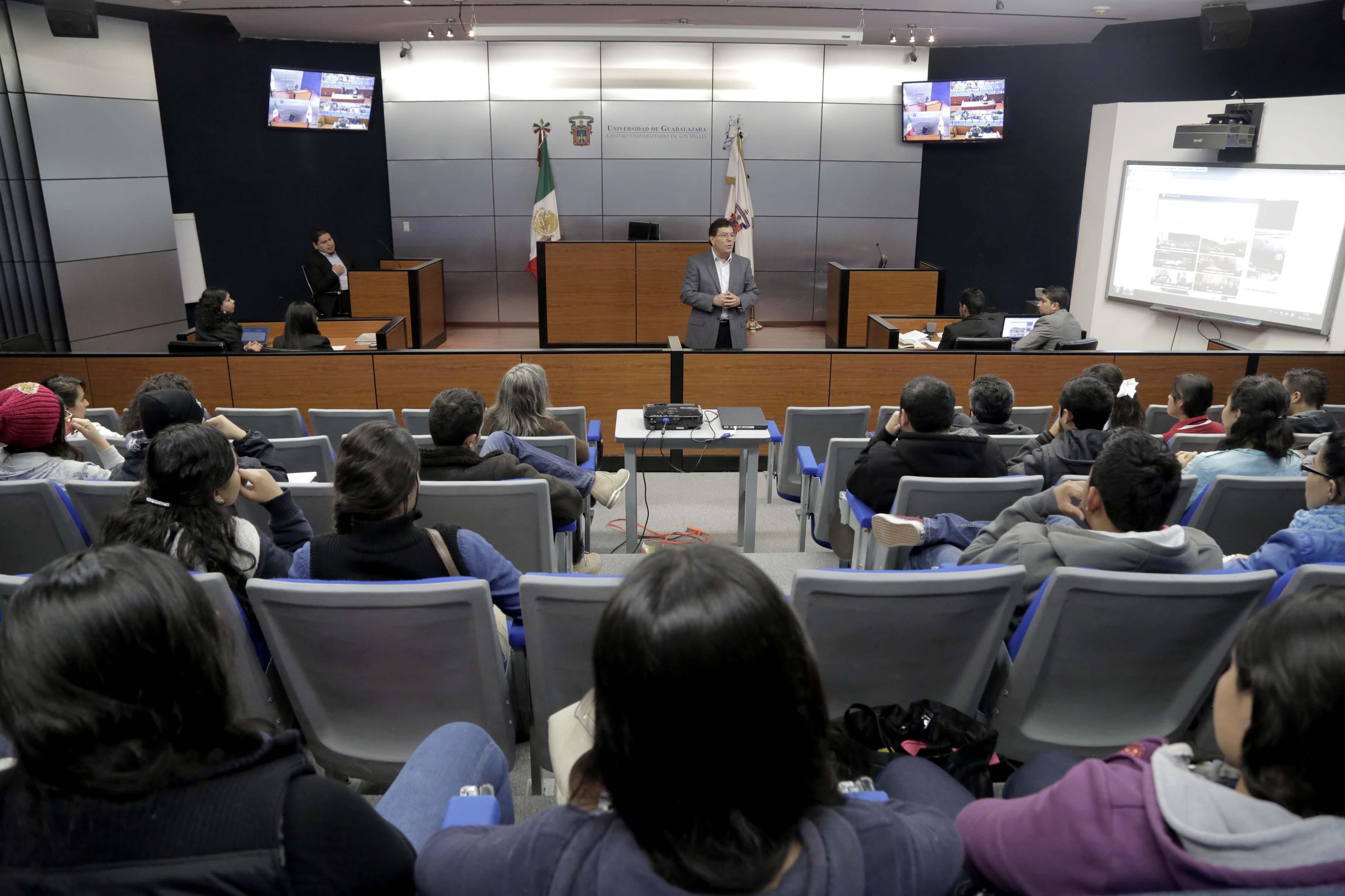 Preparan para el 30 de marzo primer juicio oral en Ciudad Guzmán