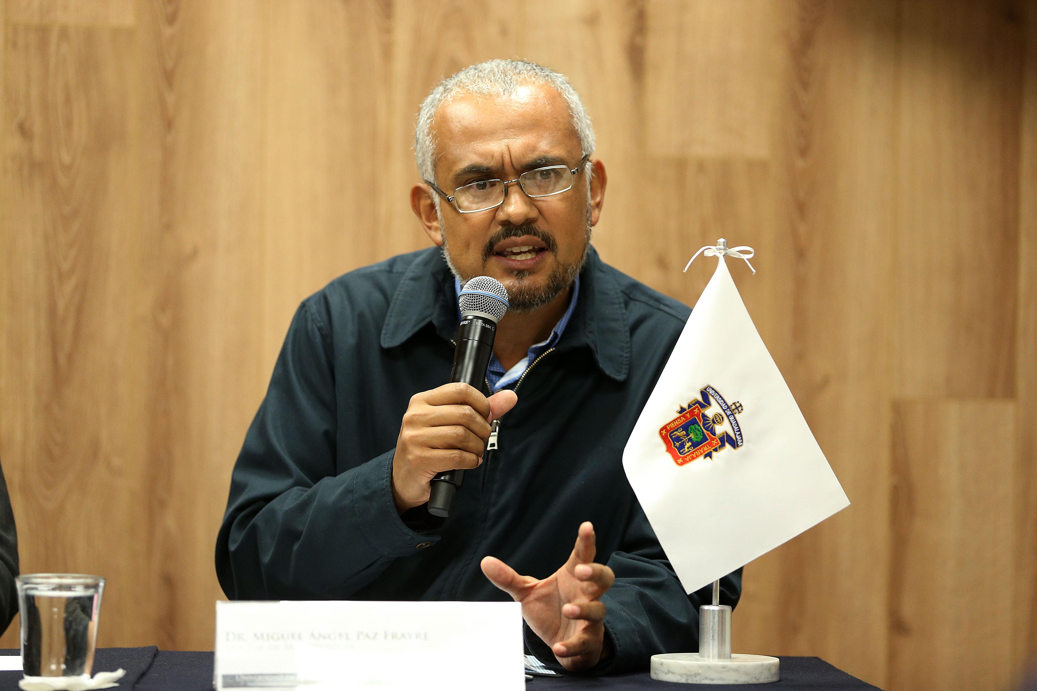 Miguel Angel Paz Traide