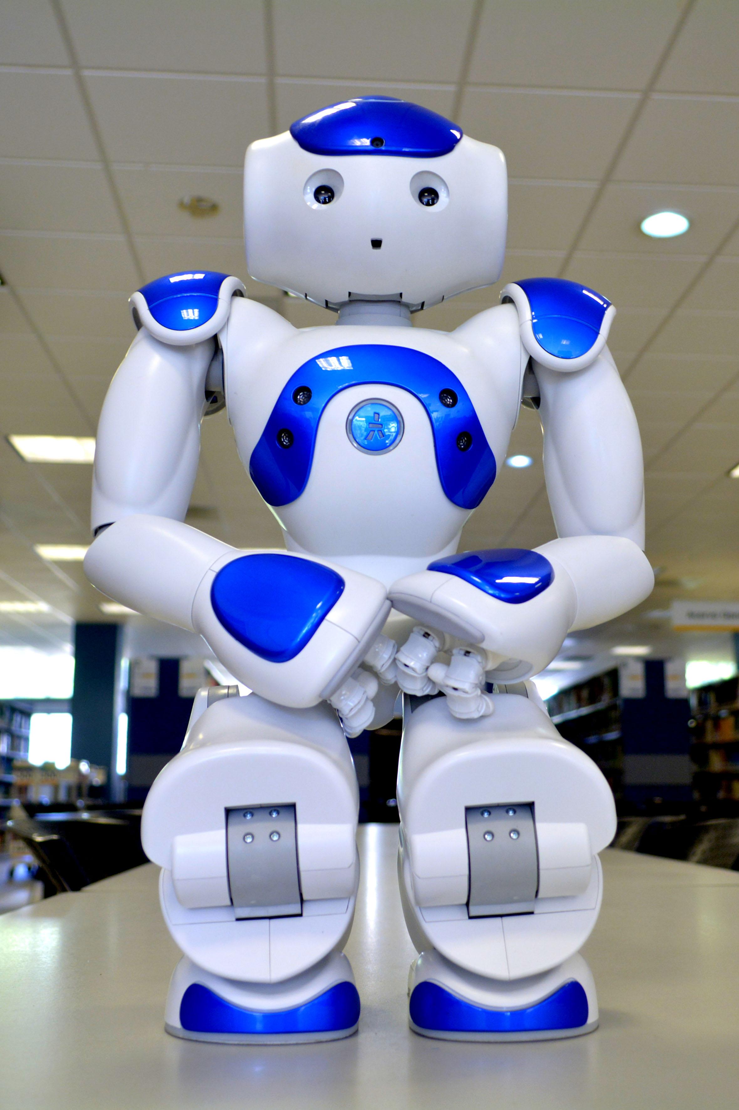 Robot de CUCSUR