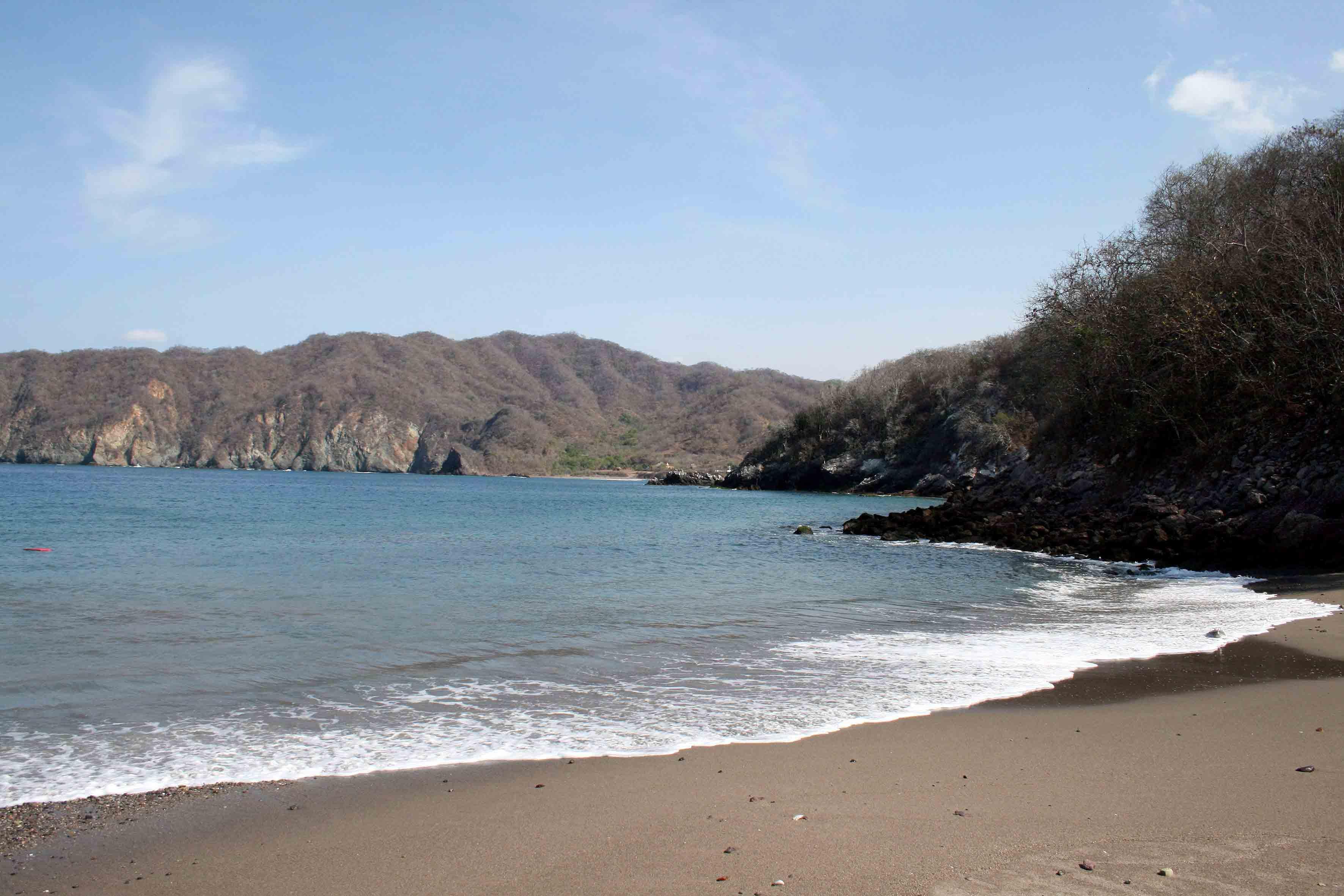 Playa de Cuastecomates