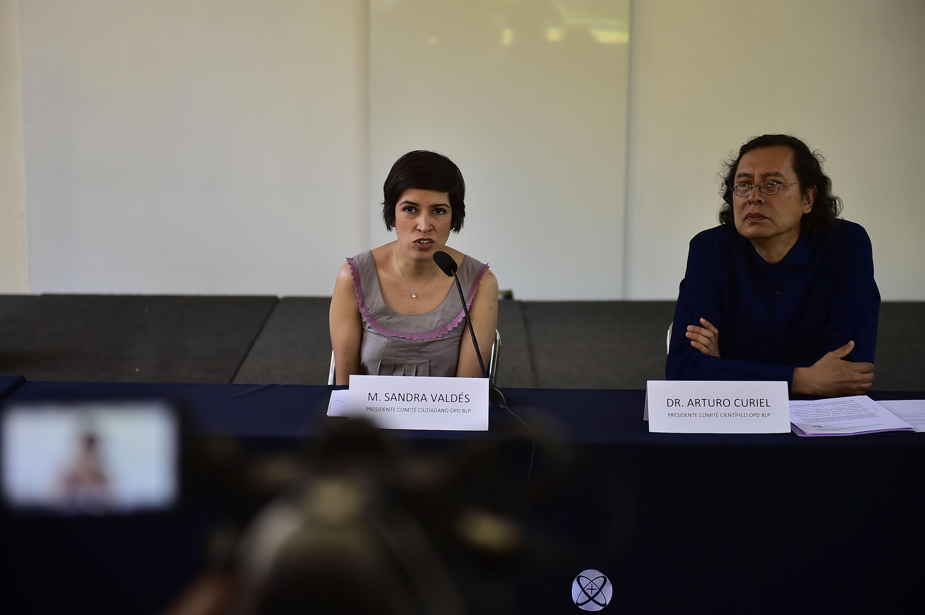 Sandra Valdés Valdés, académica del ITESO y representante del Comité Ciudadano del OPD