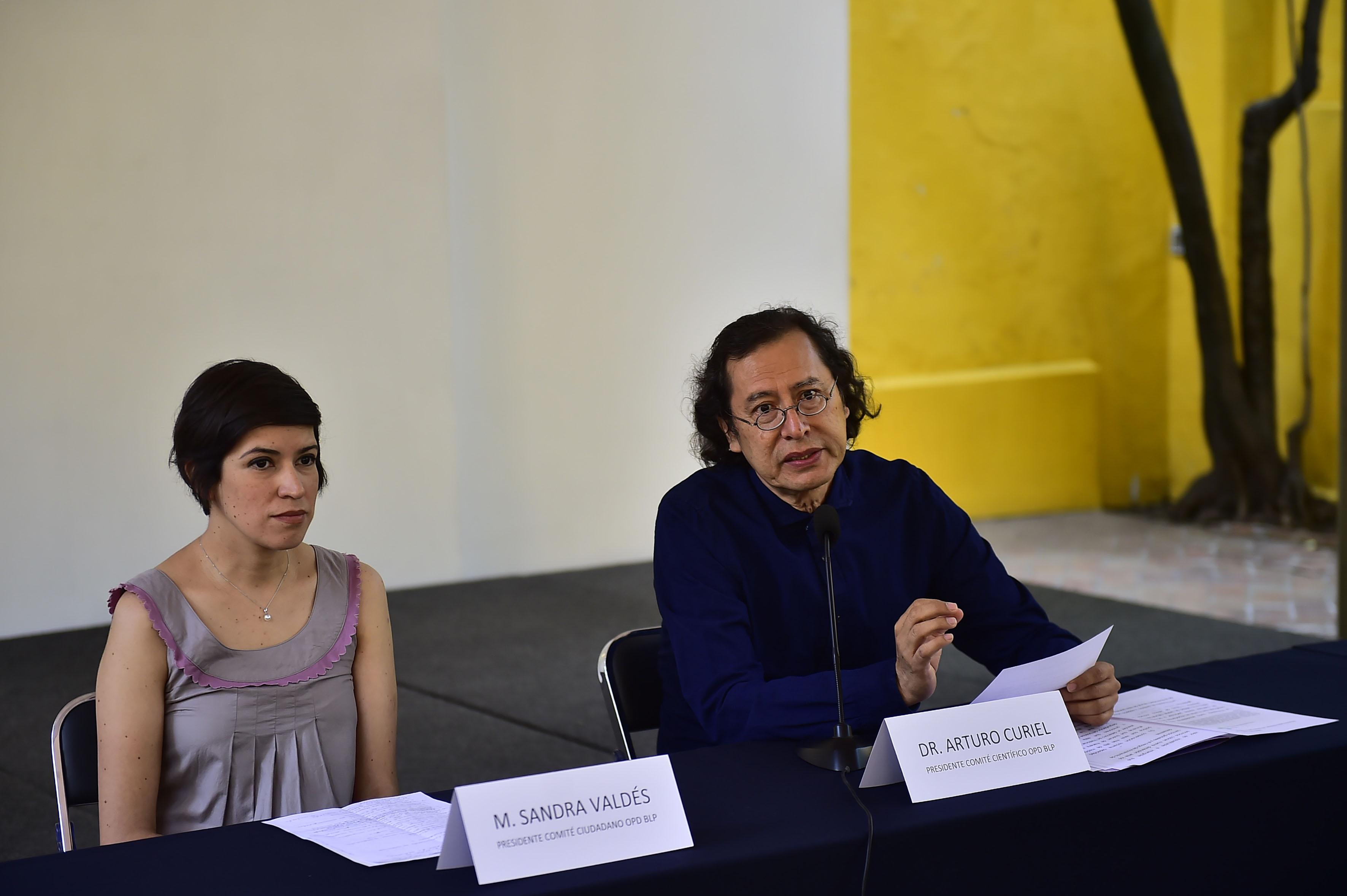 Investigador del Centro Universitario de Ciencias Biológicas y Agropecuarias (CUCBA) de la UdeG, doctor Arturo Curiel Ballesteros.