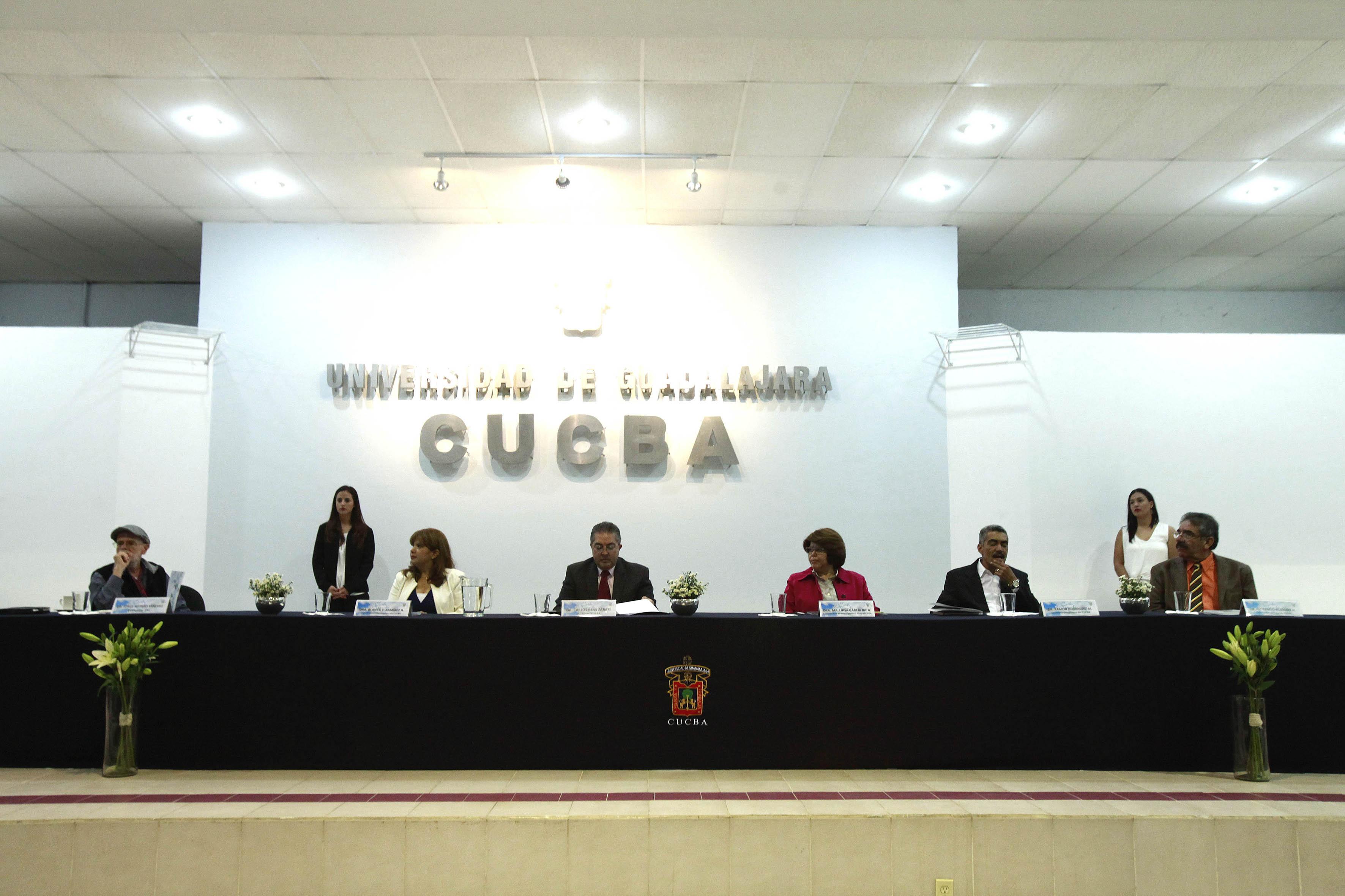 Acto inaugural del primer foro de investigación CUCBA