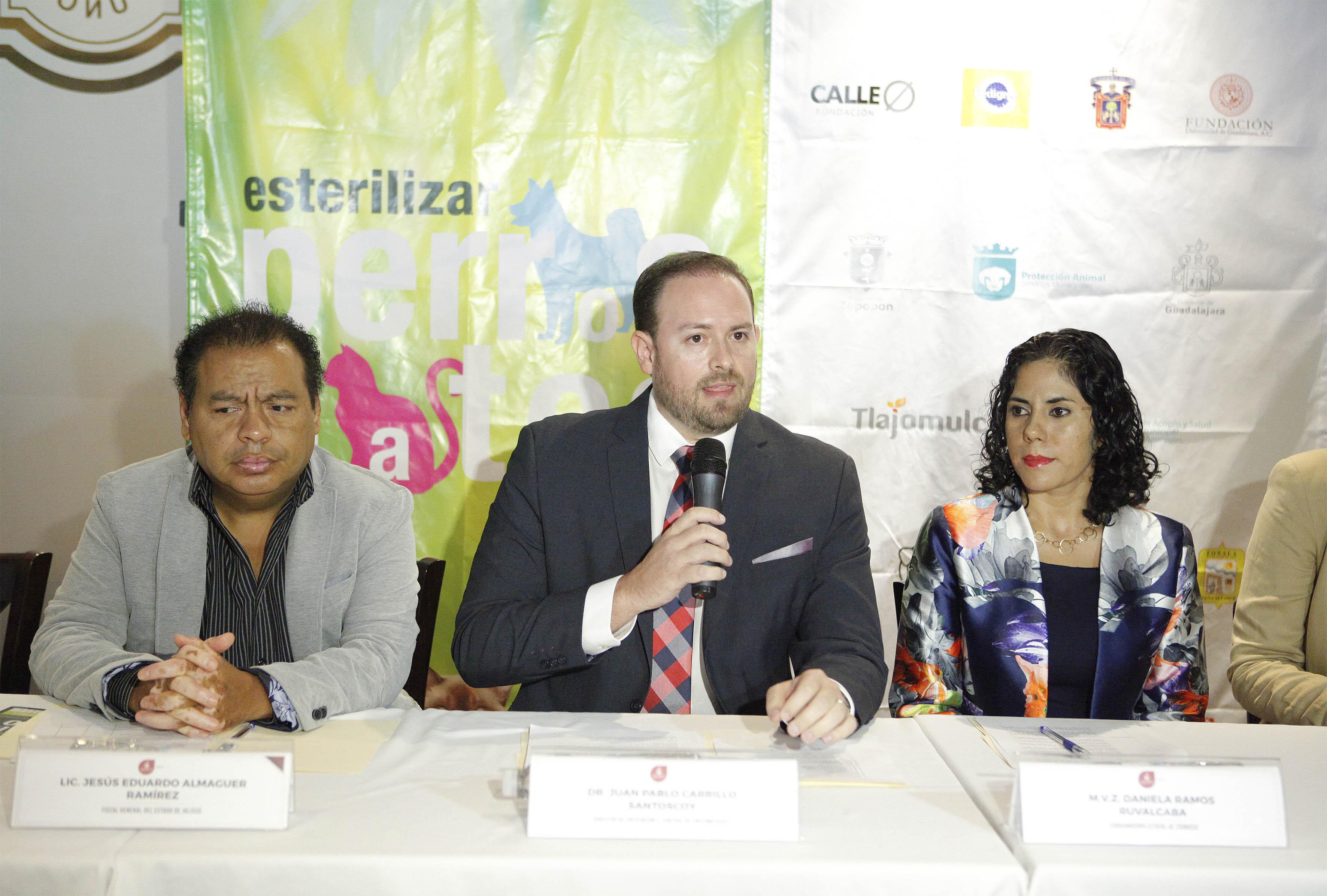 el doctor Juan Pablo Carrillo Santoscoy, director general de Prevención y Control de Enfermedades de la SSJ