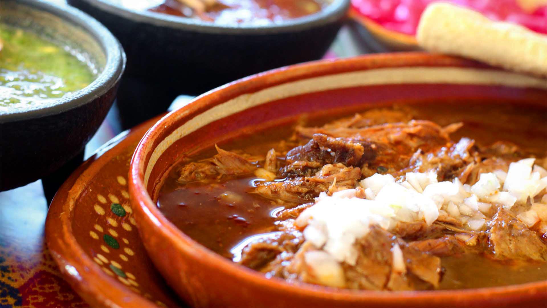 Comida típica del sur de Jalisco