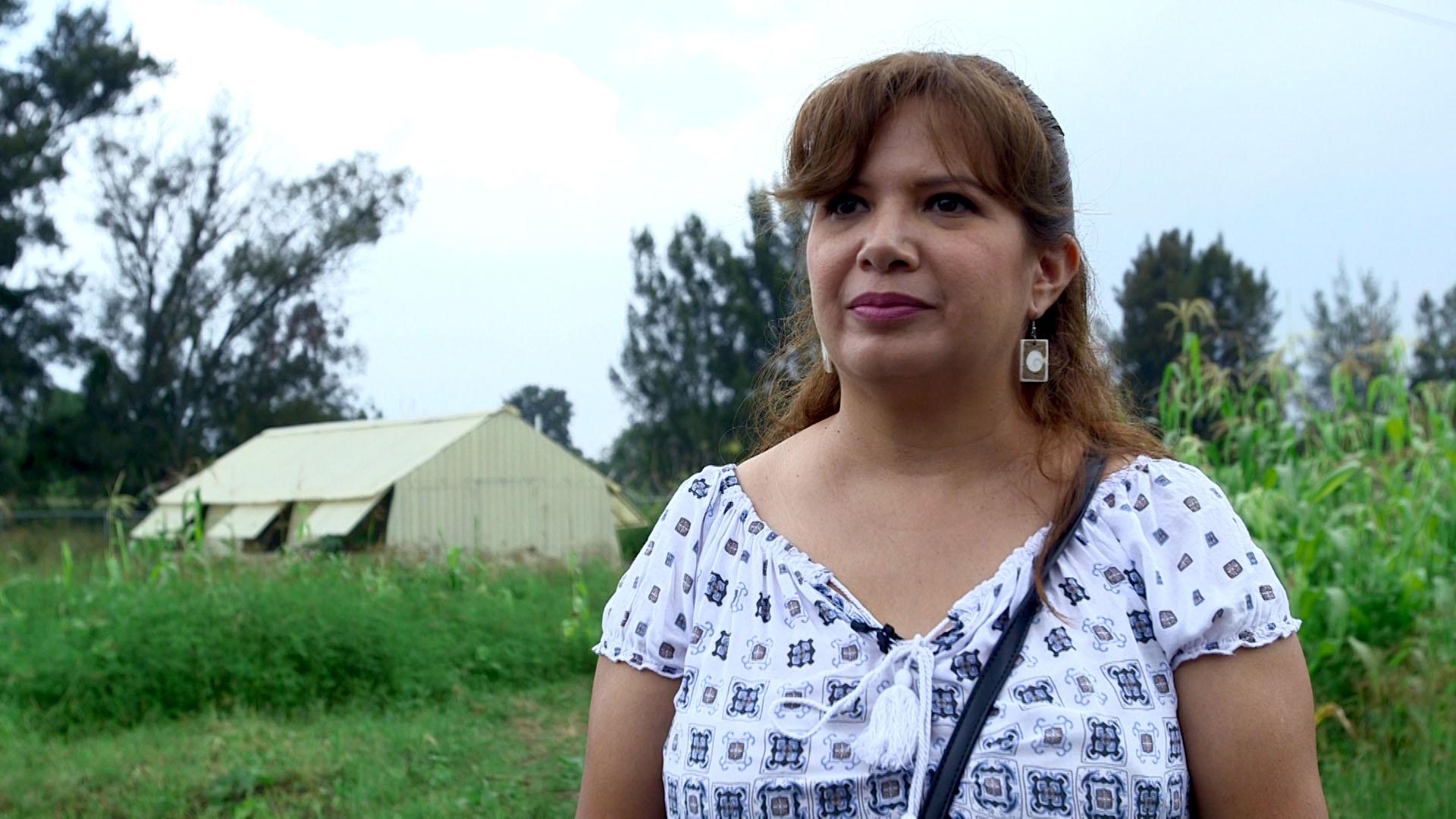 Blanca Ramírez Hernández, Investigadora del Departamento de Ecología del CUCBA