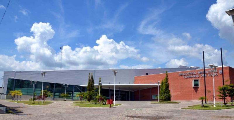 Instalaciones del Centro Universitario de la Ciénega
