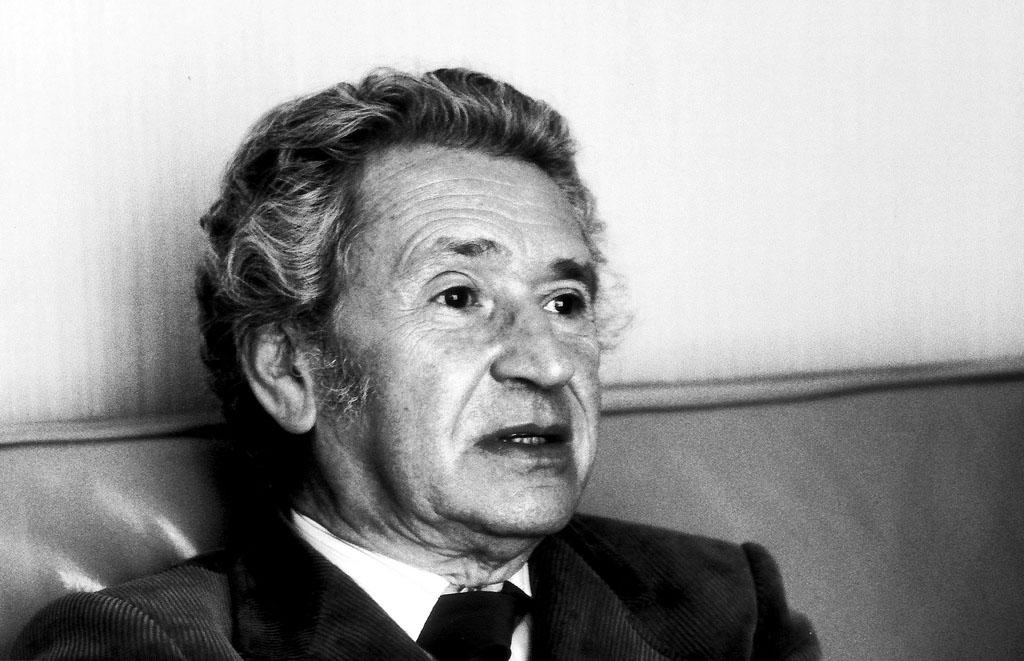 El literario Juan José Arreola