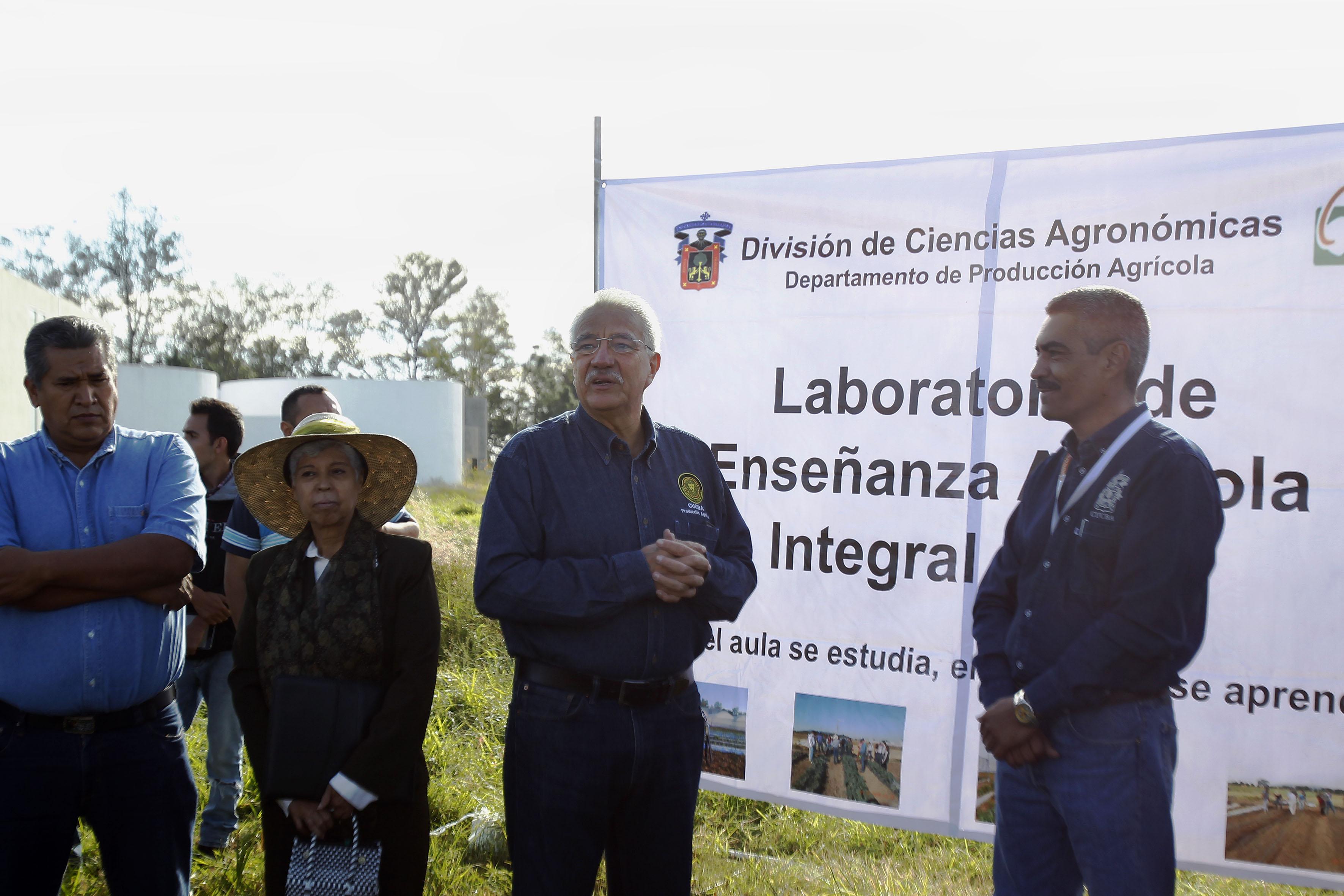 Inauguración del Laboratorio de Enseñanza Integral