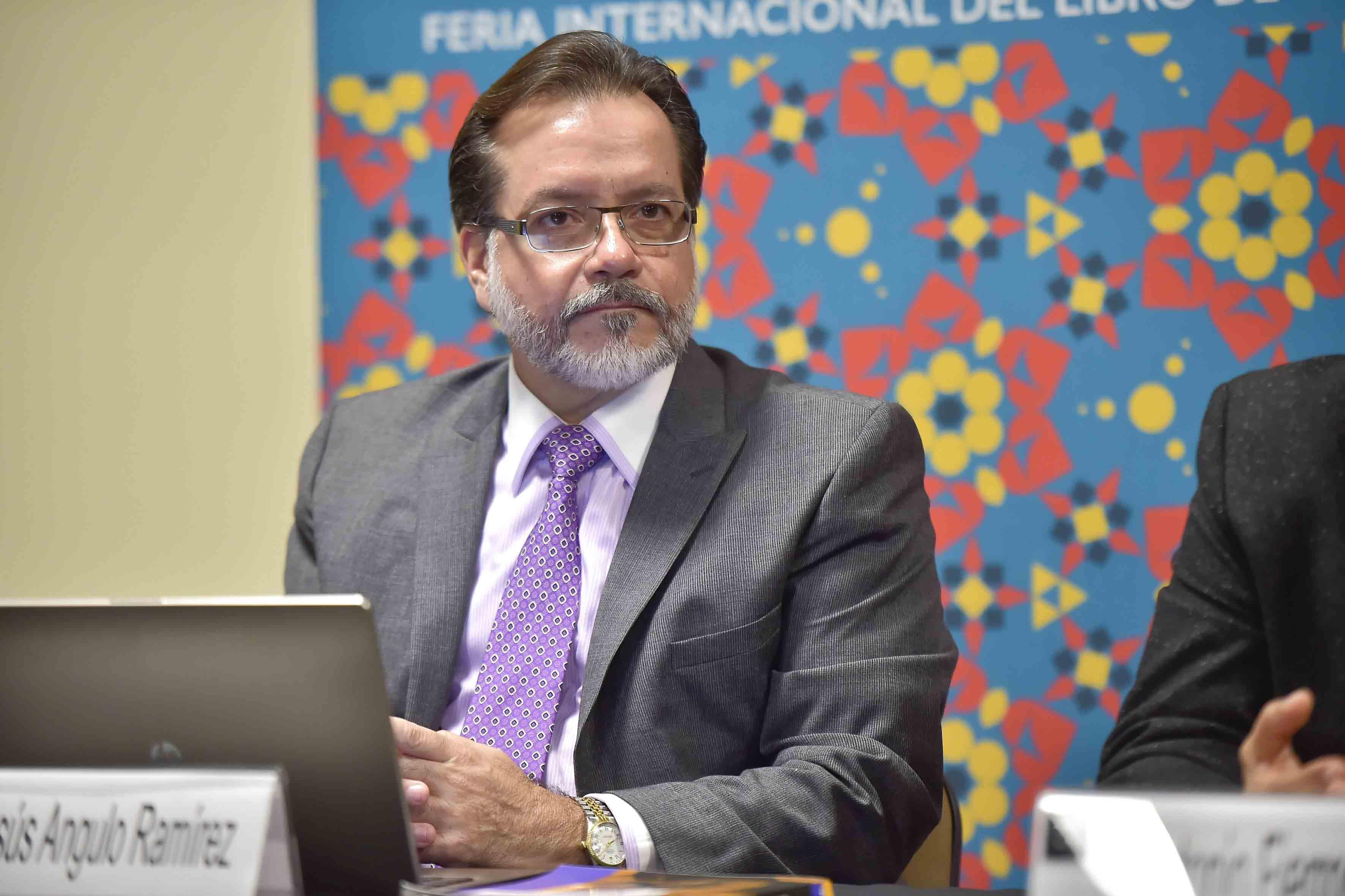 Doctor José de Jesús Ángulo,  juez magistrado del Supremo Tribunal Electoral del Estado de Jalisco.