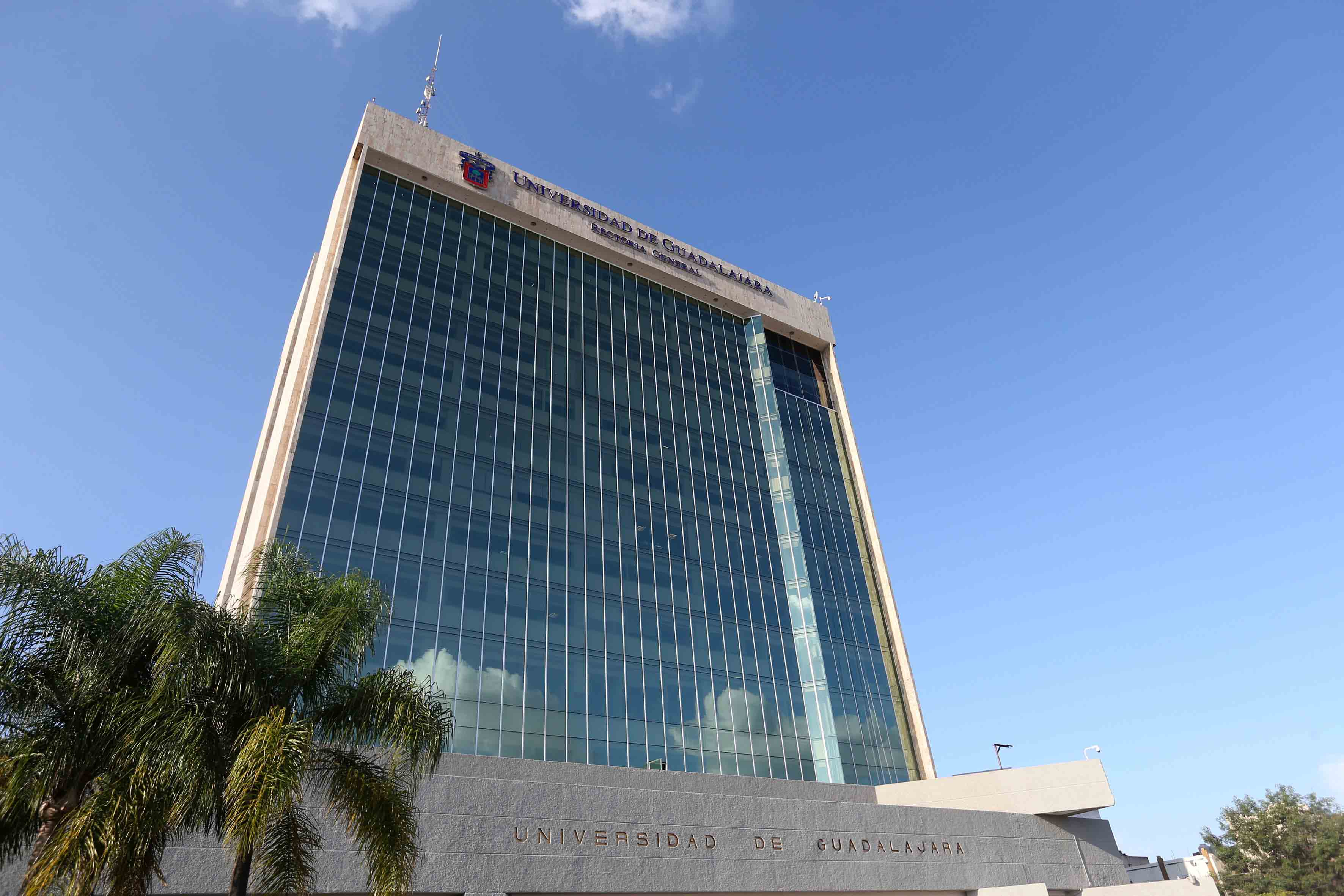 Edificio de Rectoria General de la Universidad de Guadalajara