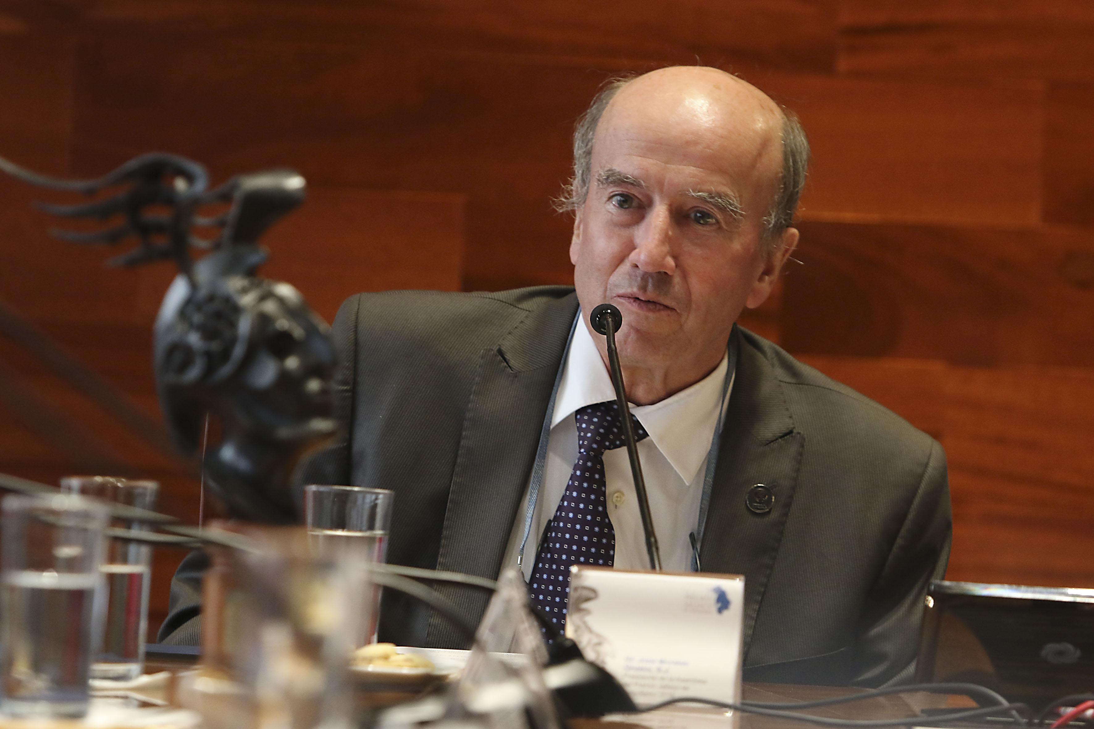 Dr. José Morales Orozco, Rector del Instituto Tecnológico de Estudios Superiores de Occidente (ITESO)
