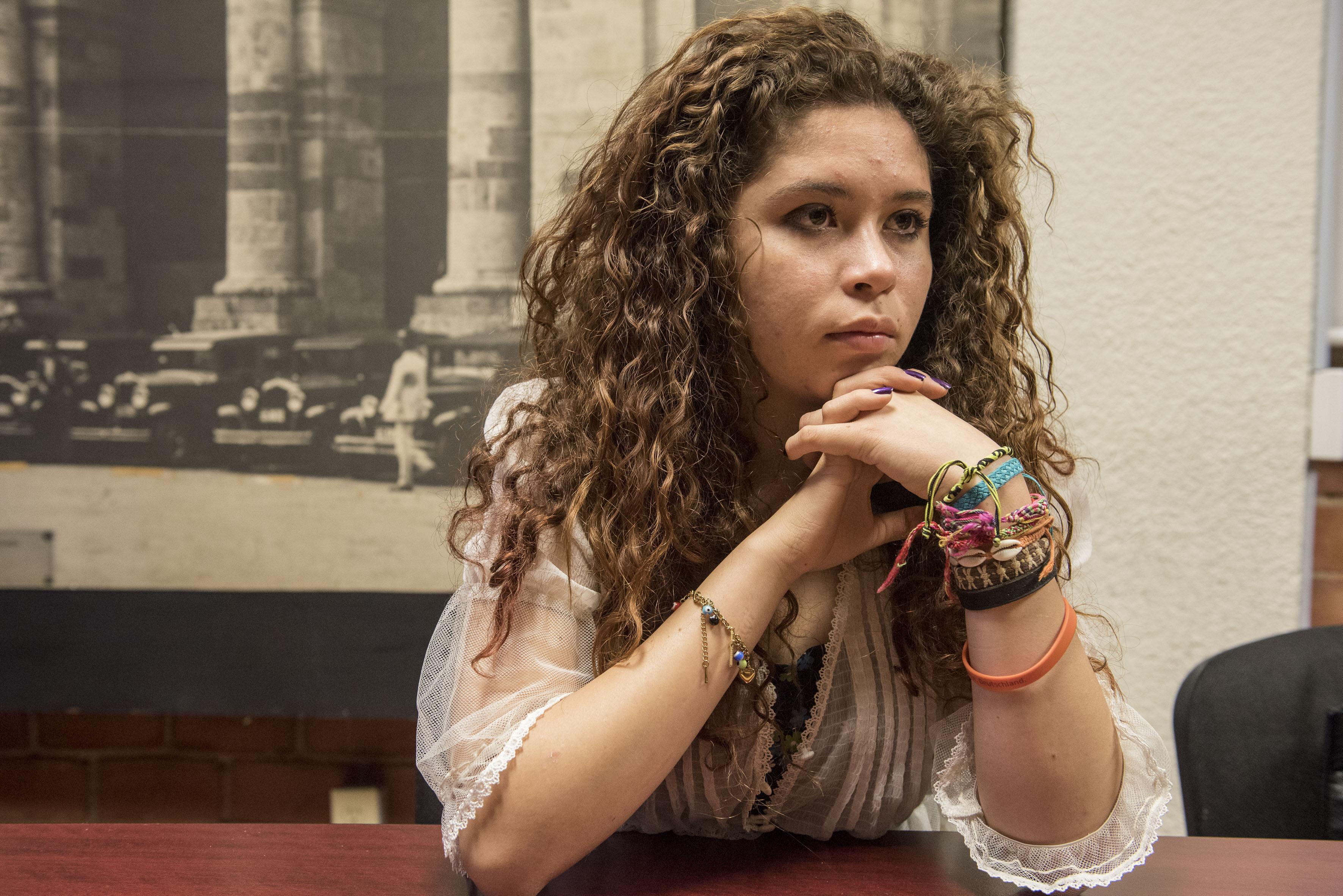 Ganadora de la olimpiada mexicana de filosofía, en la categoría de Lengua Extranjera.