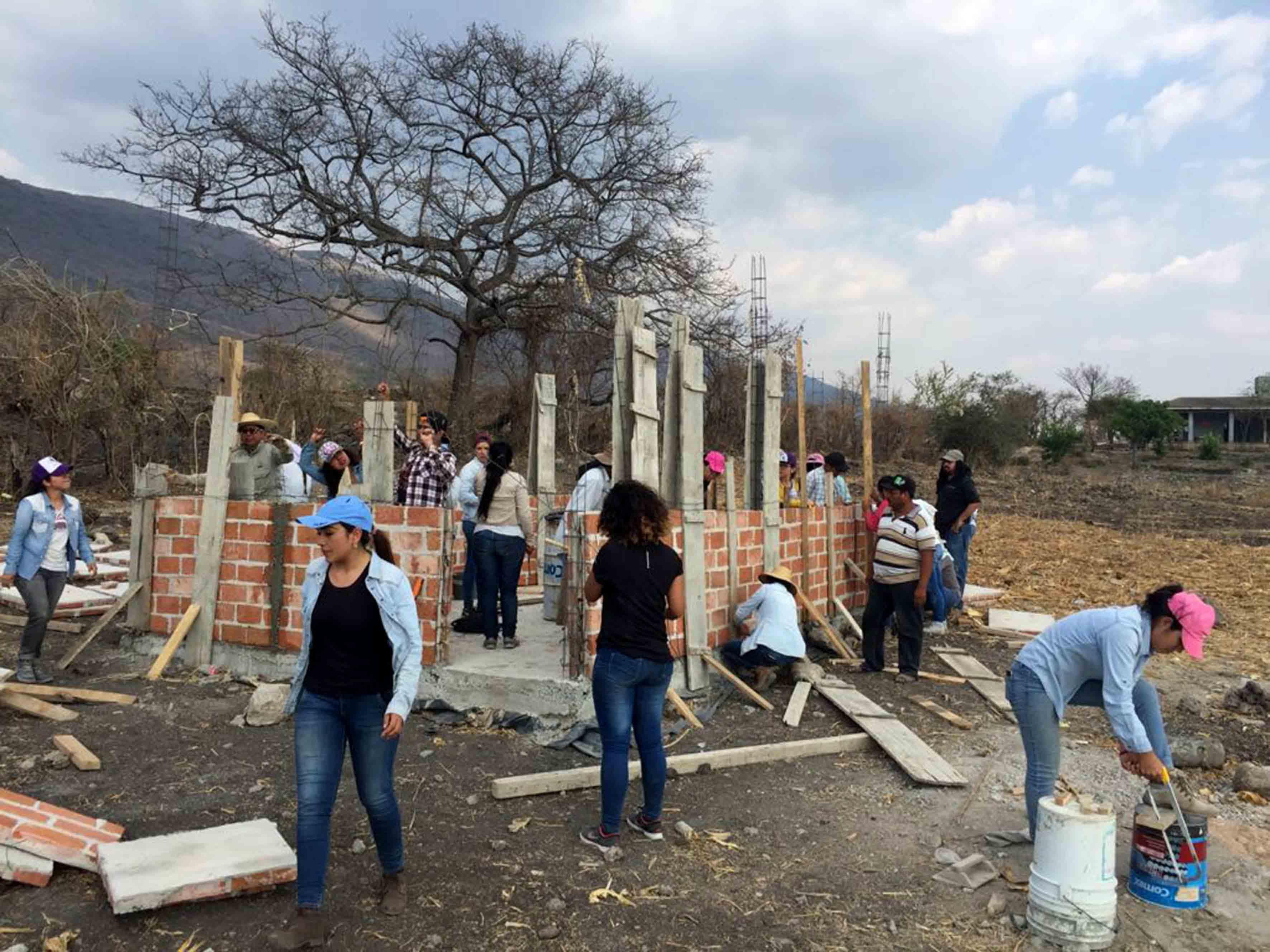 Desarrollan f brica m vil de casas sustentables para zonas for Universidades que ofrecen arquitectura