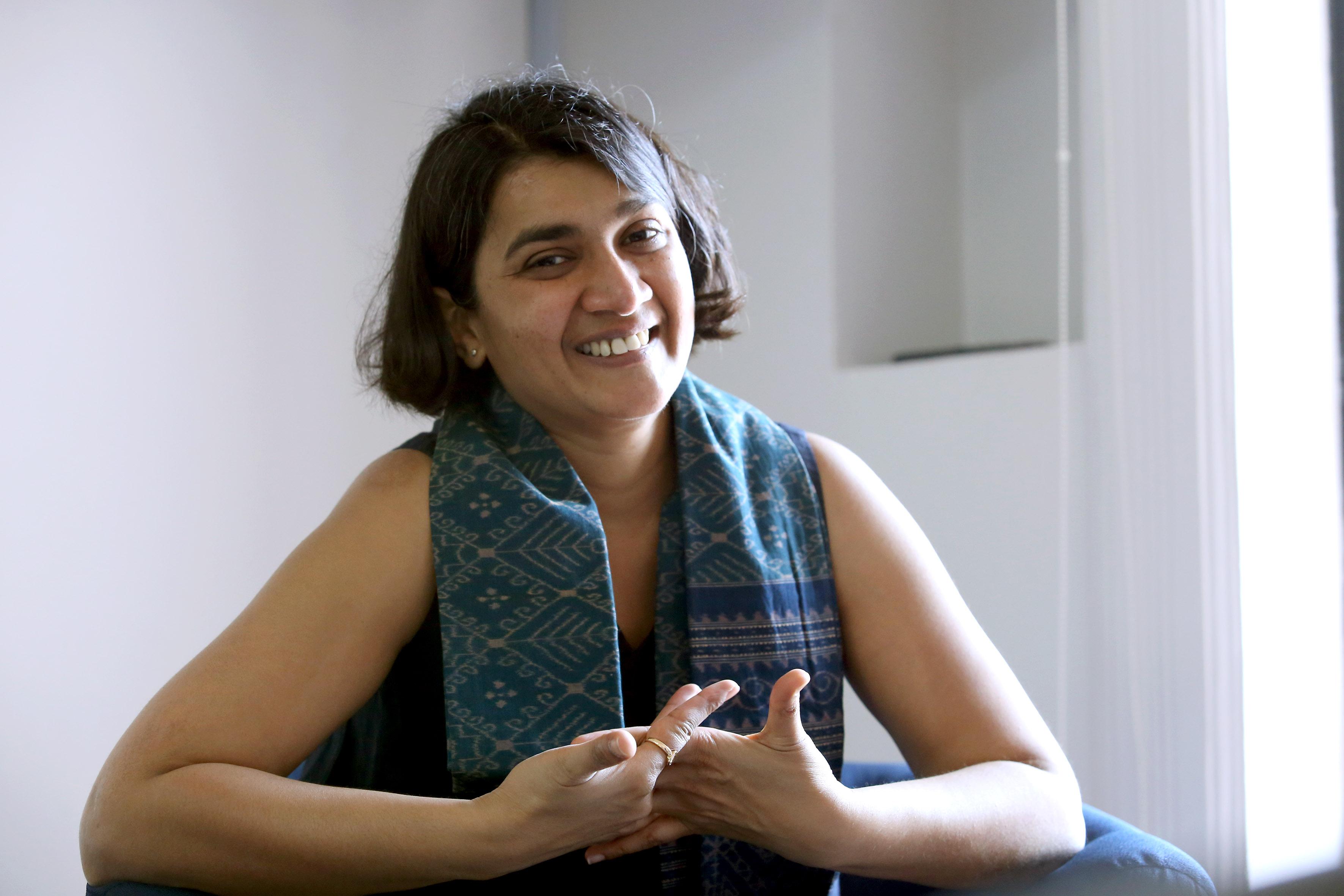 Dra. Jahnavi Phalkey, del King's College de Londres y quien es historiadora de la Ciencia y la Tecnología Contemporánea y del siglo XX.