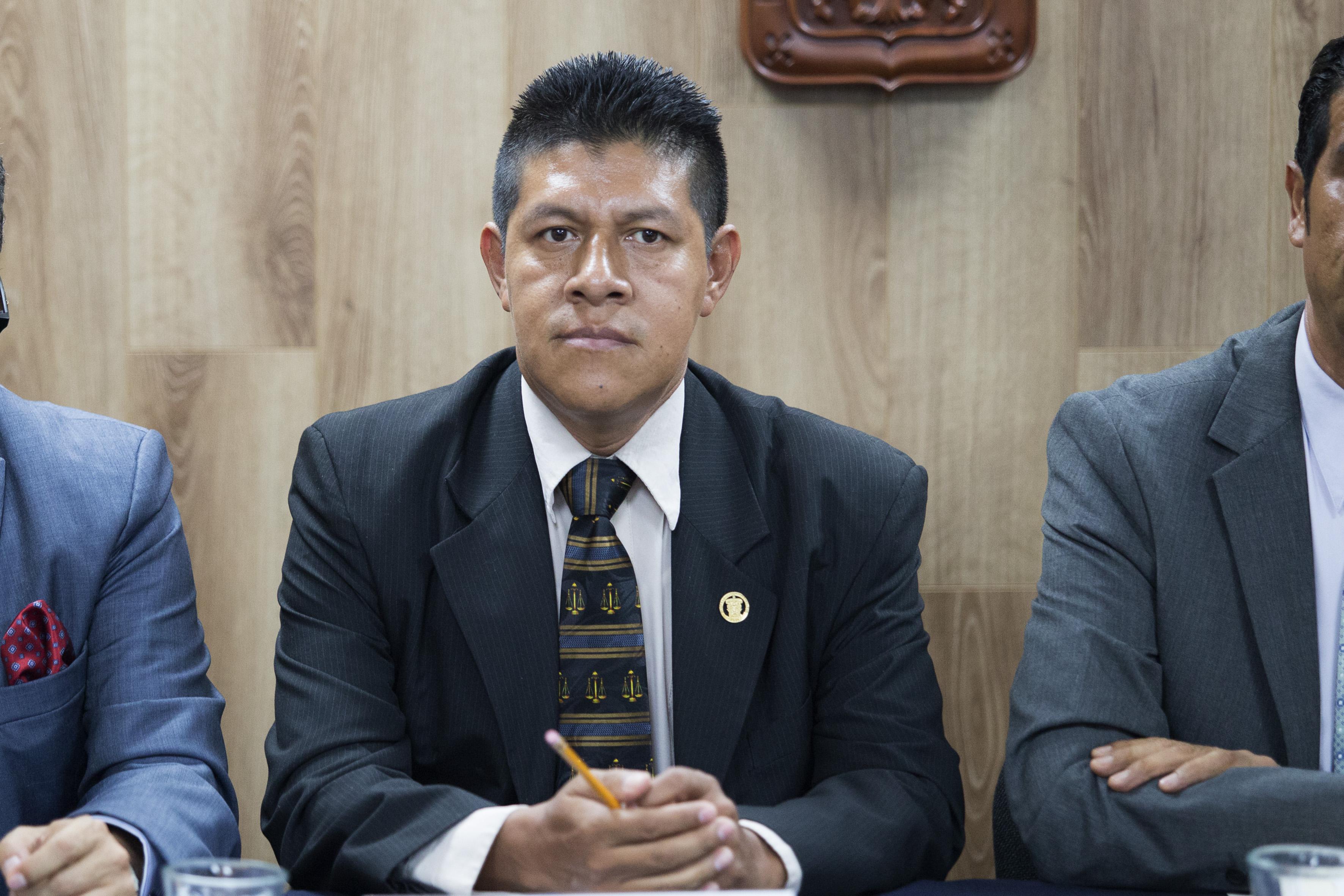 Dr. José Cruz Guzmán Díaz, coordinador de la maestría en Derecho del Centro Universitario del Sur
