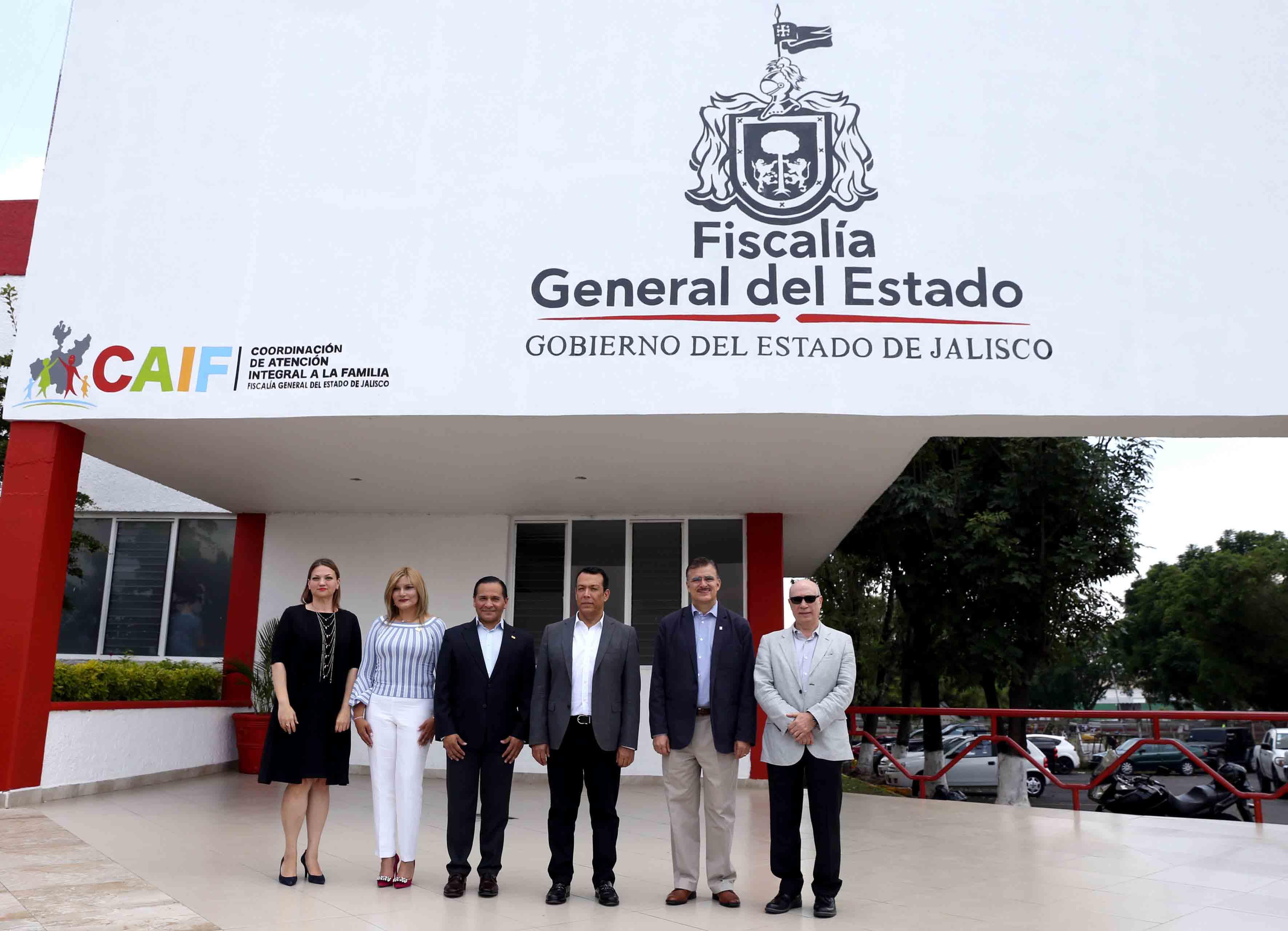 Universidad de Guadalajara (UdeG) y la Fiscalía General del Estado de Jalisco firmaron un convenio específico de colaboración académica,