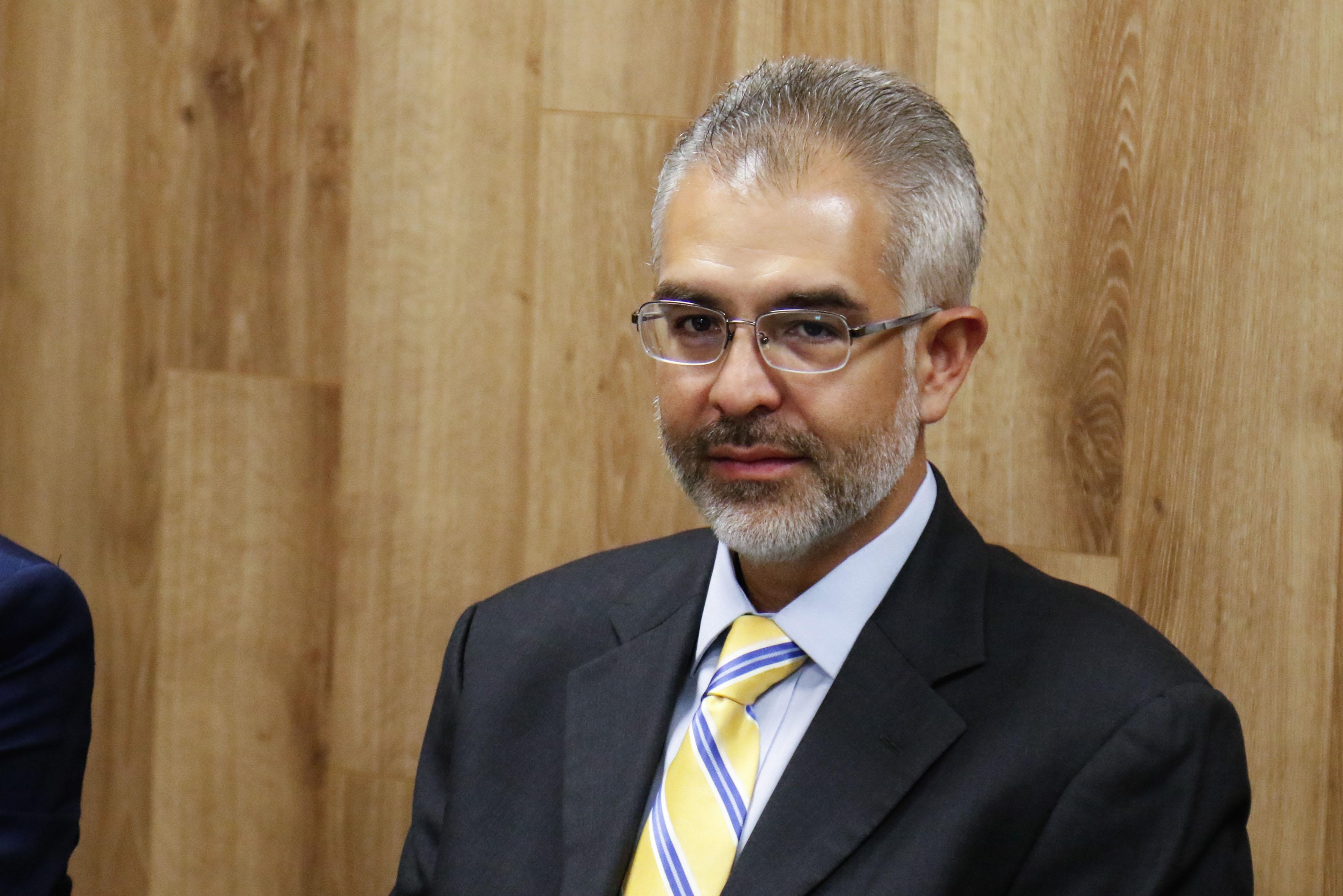 Mtro. Guillermo Arturo Gómez Mata, Director de la Fundación UdeG