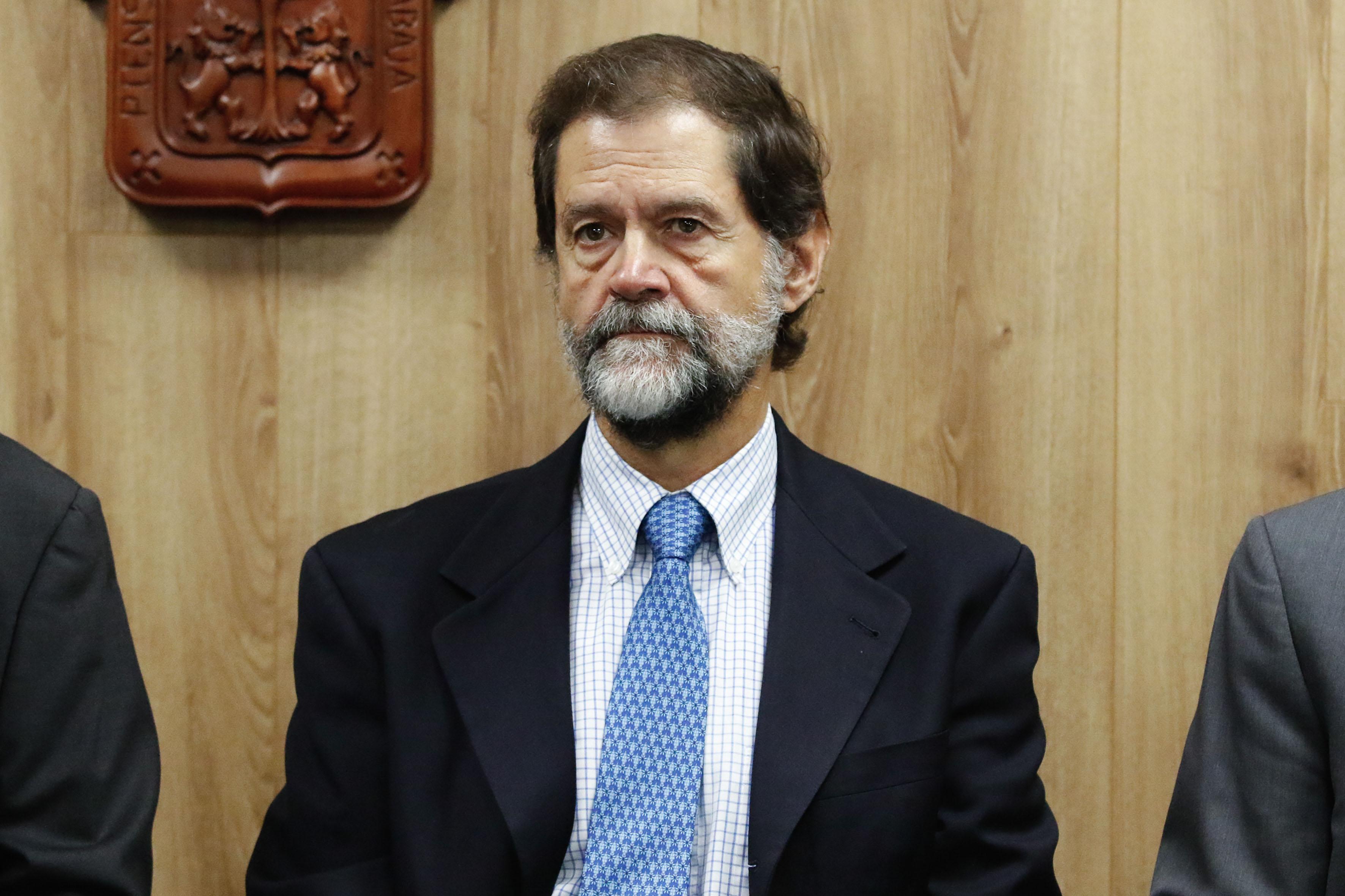 Ingeniero Eugenio Godard Zapata, Director General de IBM Campus Tecnológico Guadalajara.