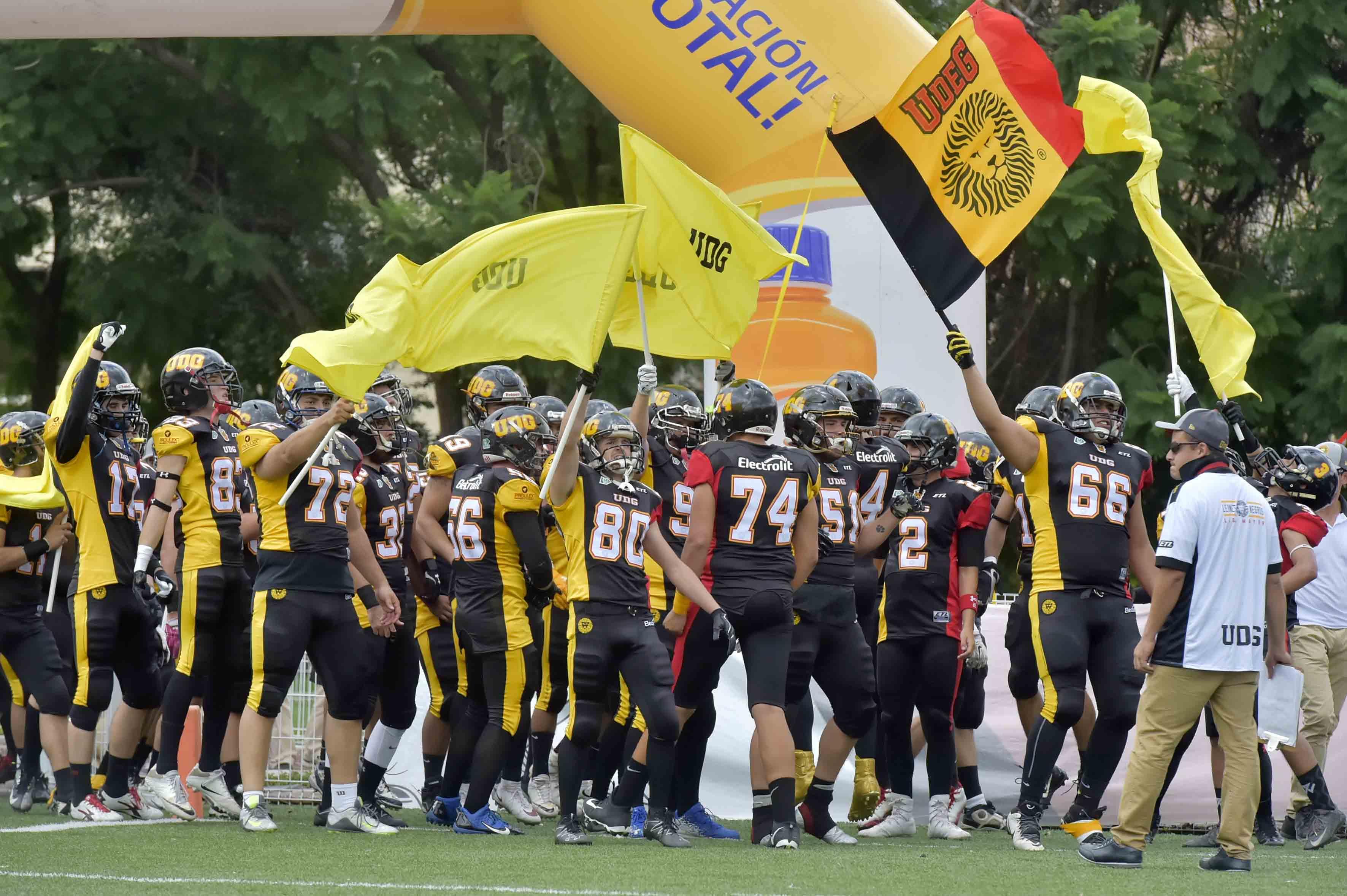 Leones Negros inicia participación en Liga Mayor de la ONEFA