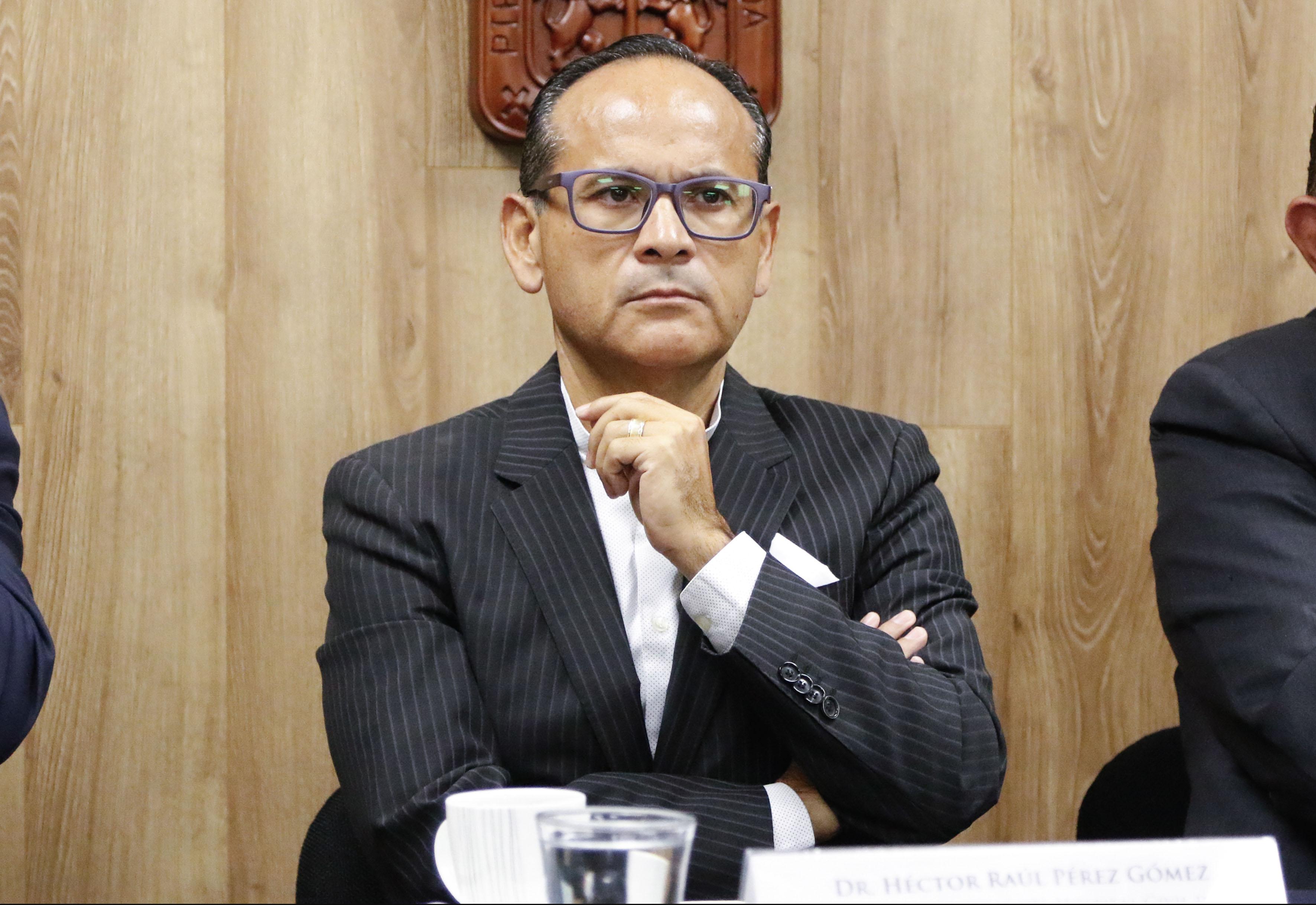 Doctor Hector Raul Perez Gómez