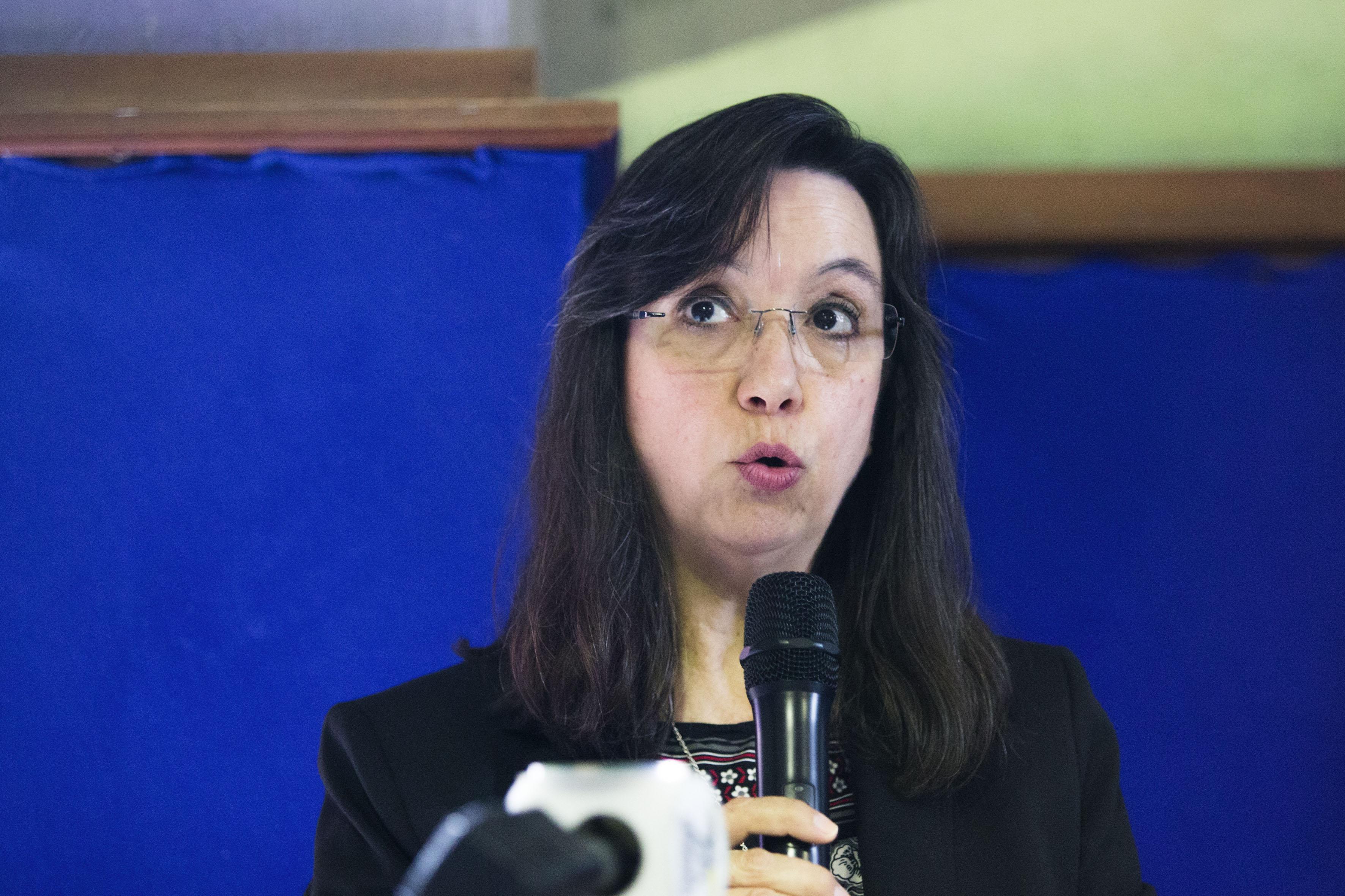Dra Genoveva Hernández Muñoz, Directora del Instituto Jalisciense de Salud Menta