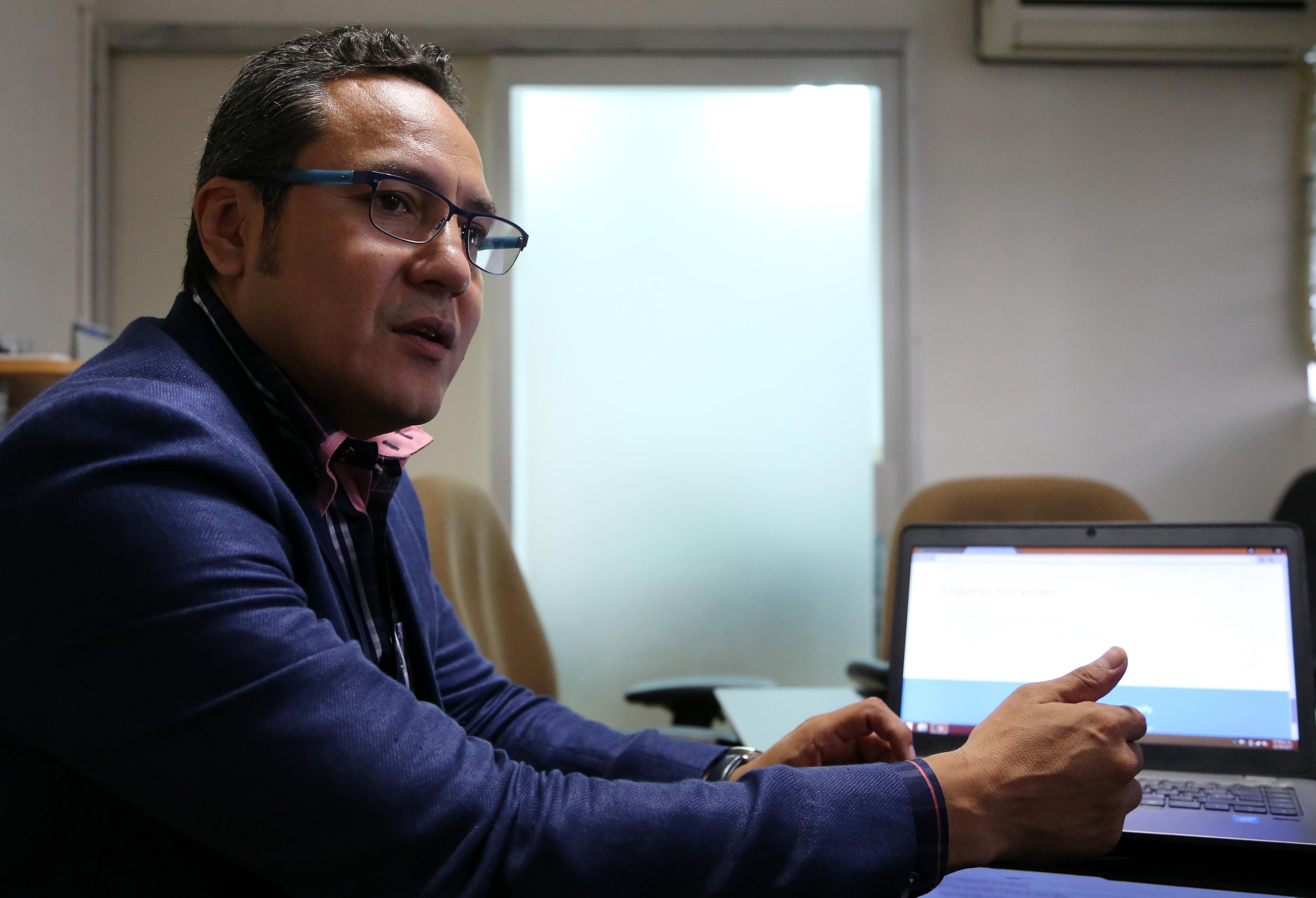 Luis Arturo González Lozano, académico del Departamento de Clínicas de Salud Mental, del Centro Universitario de Ciencias de la Salud y coordinador del capítulo Latinoamericano de la Sociedad para la Investigación en Psicoterapia,