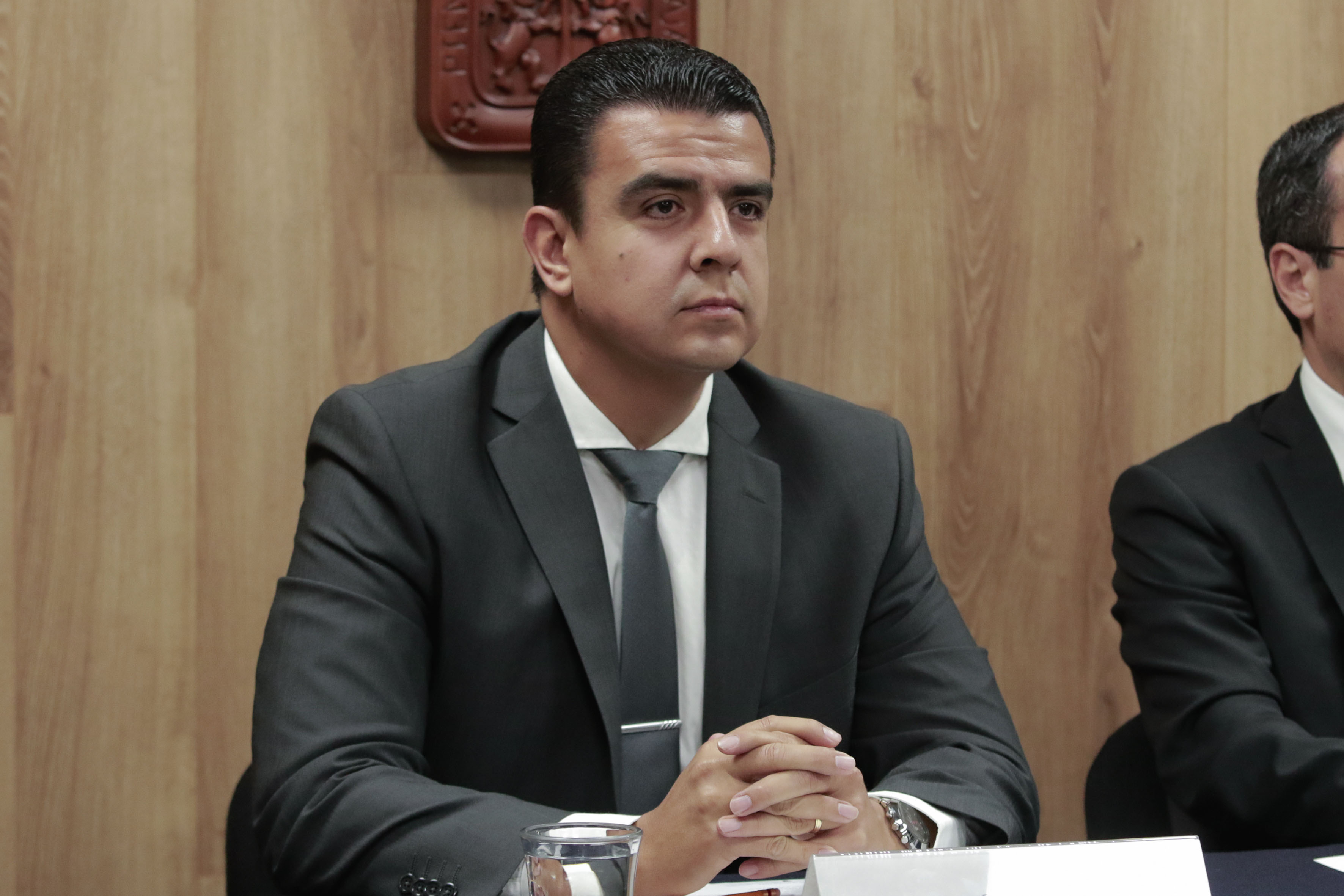 Doctor Luis Alberto Gutiérrez Díaz de León, titular de la Coordinación General de Tecnologías de la Información, de la Universidad de Guadalajara.