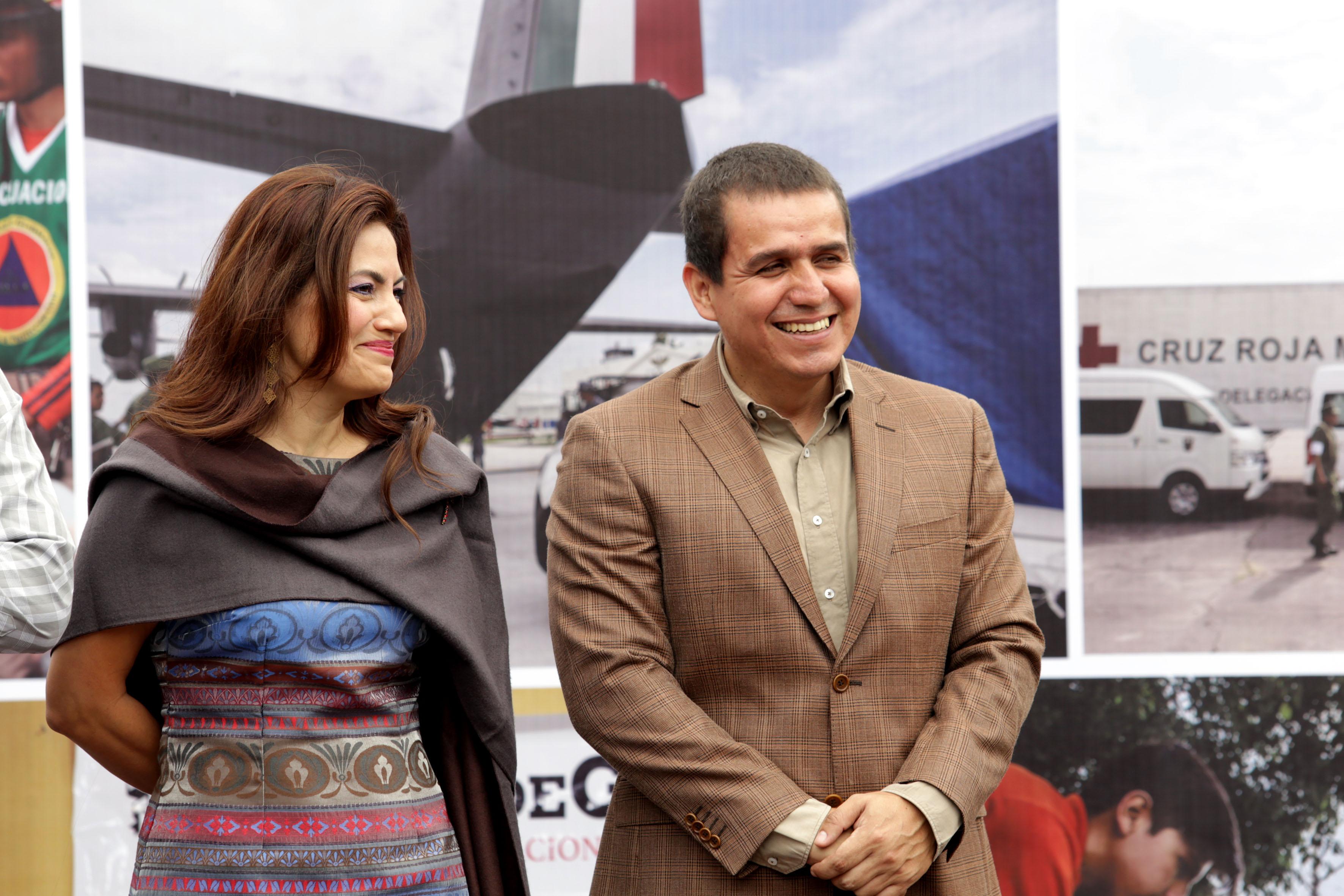 Coordinadora de Innovación y Pregrado Patricia Rosas Chávez