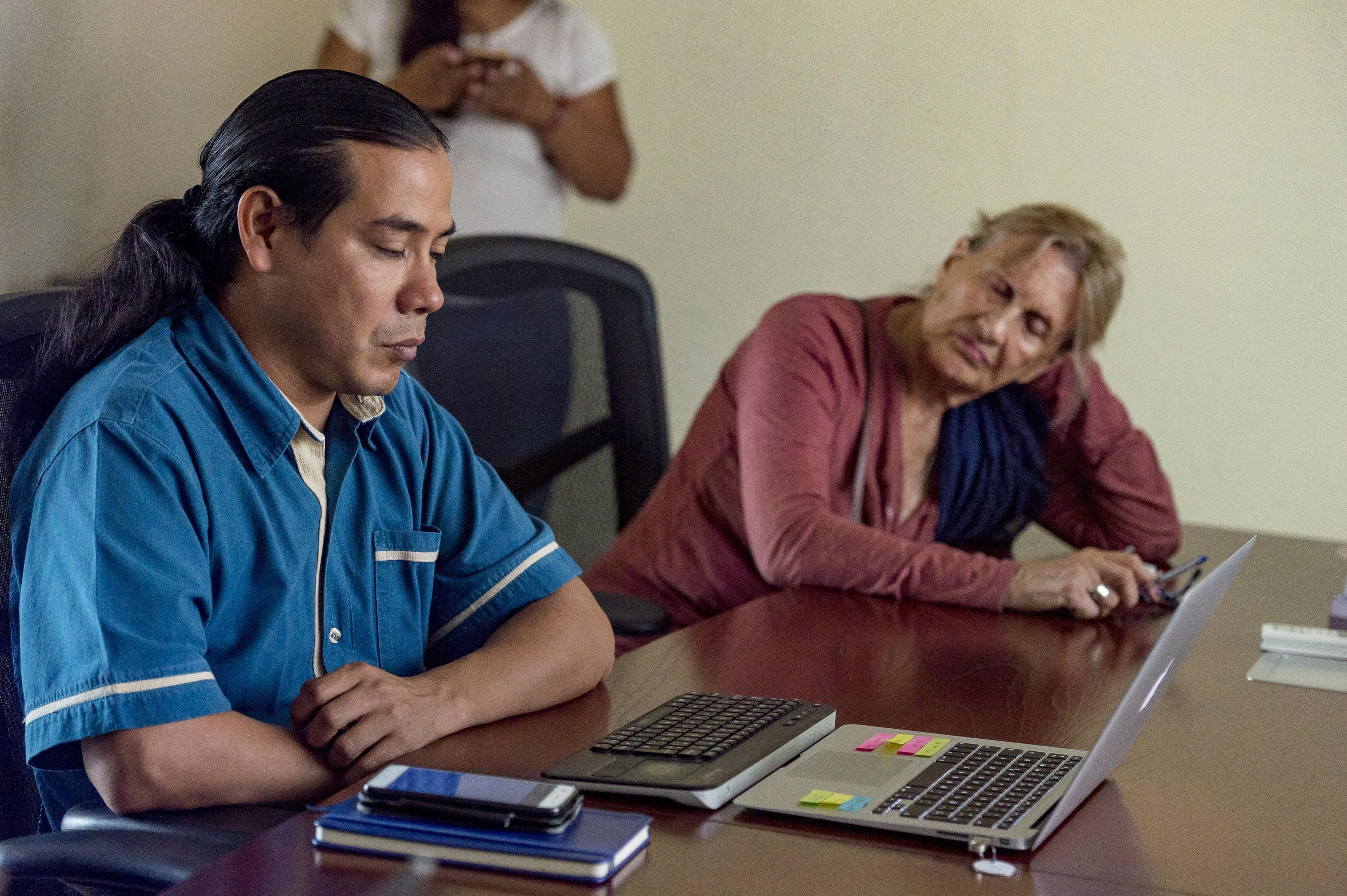 Doctor Israel Tonatiuh Lay Arellano, investigador del Instituto de Gestión del Conocimiento y del Aprendizaje en Ambientes Virtuales.