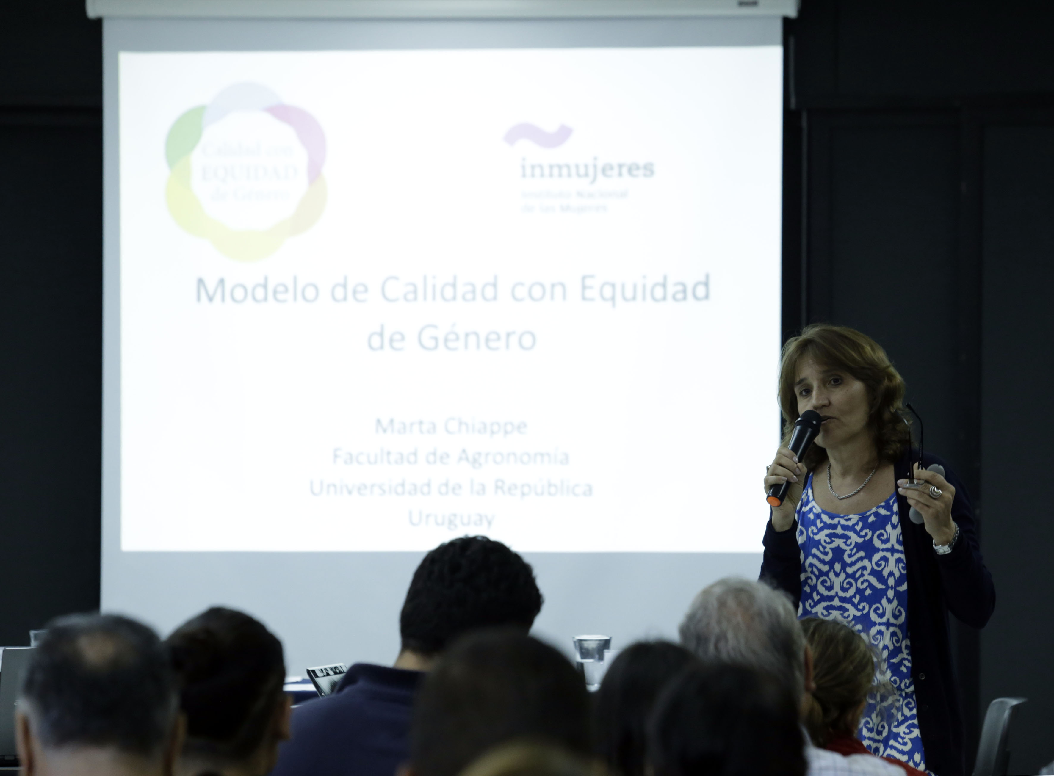 """Seminario """"Diálogos sobre igualdad de género y transversalidad"""""""