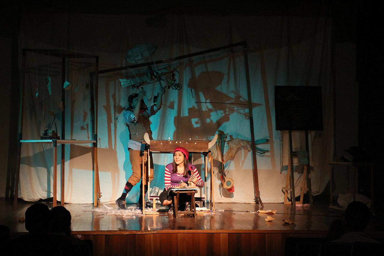 Segunda edición del Encuentro Teatro Sur Zapotlán 2017 para conmemorar el sexto aniversario de la Compañía de Teatro del Centro Universitario del Sur (CUSur).