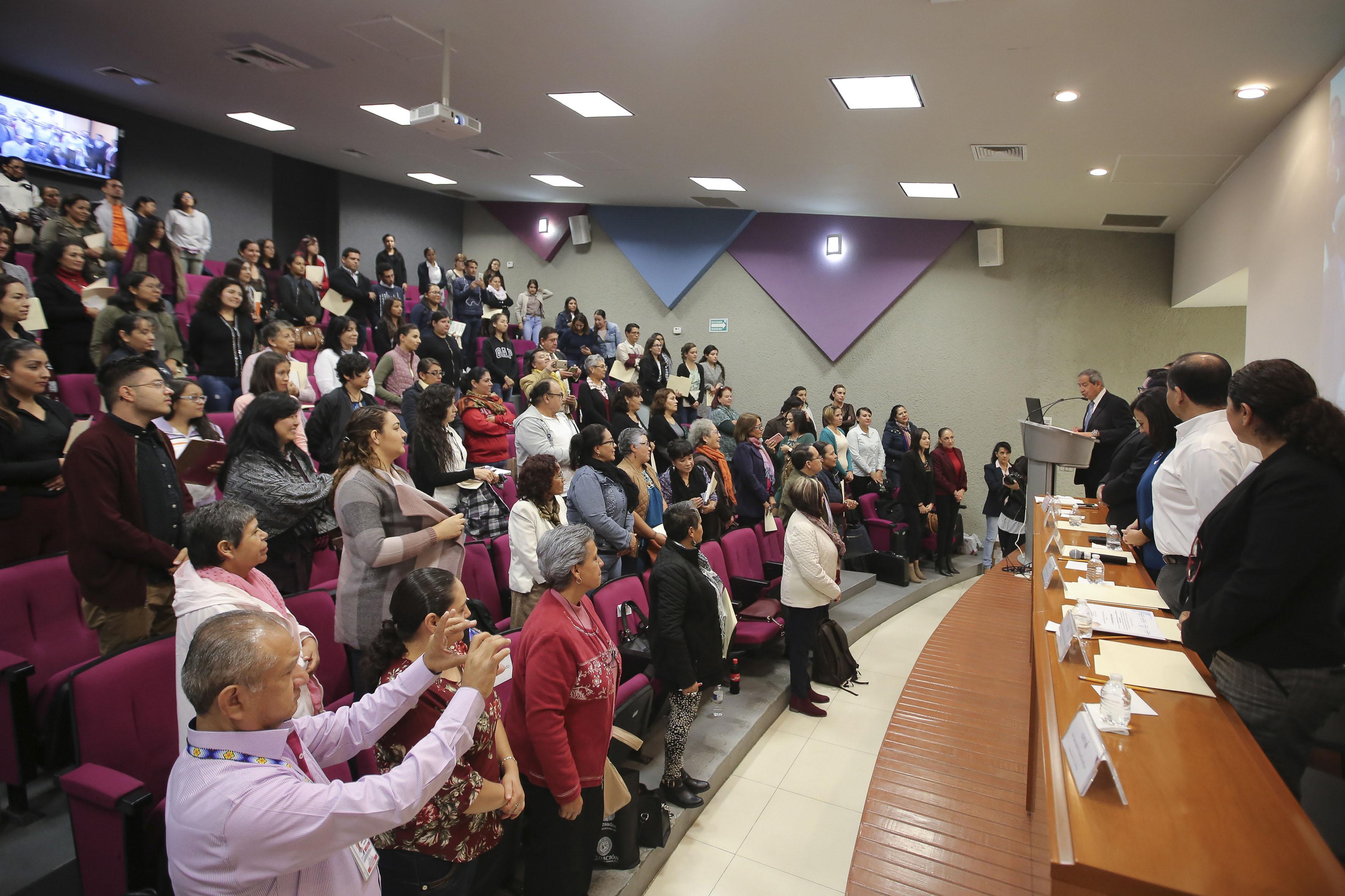 Inauguración de las Primeras Jornadas de Trabajo Social y Psicología en los Cuidados Paliativos