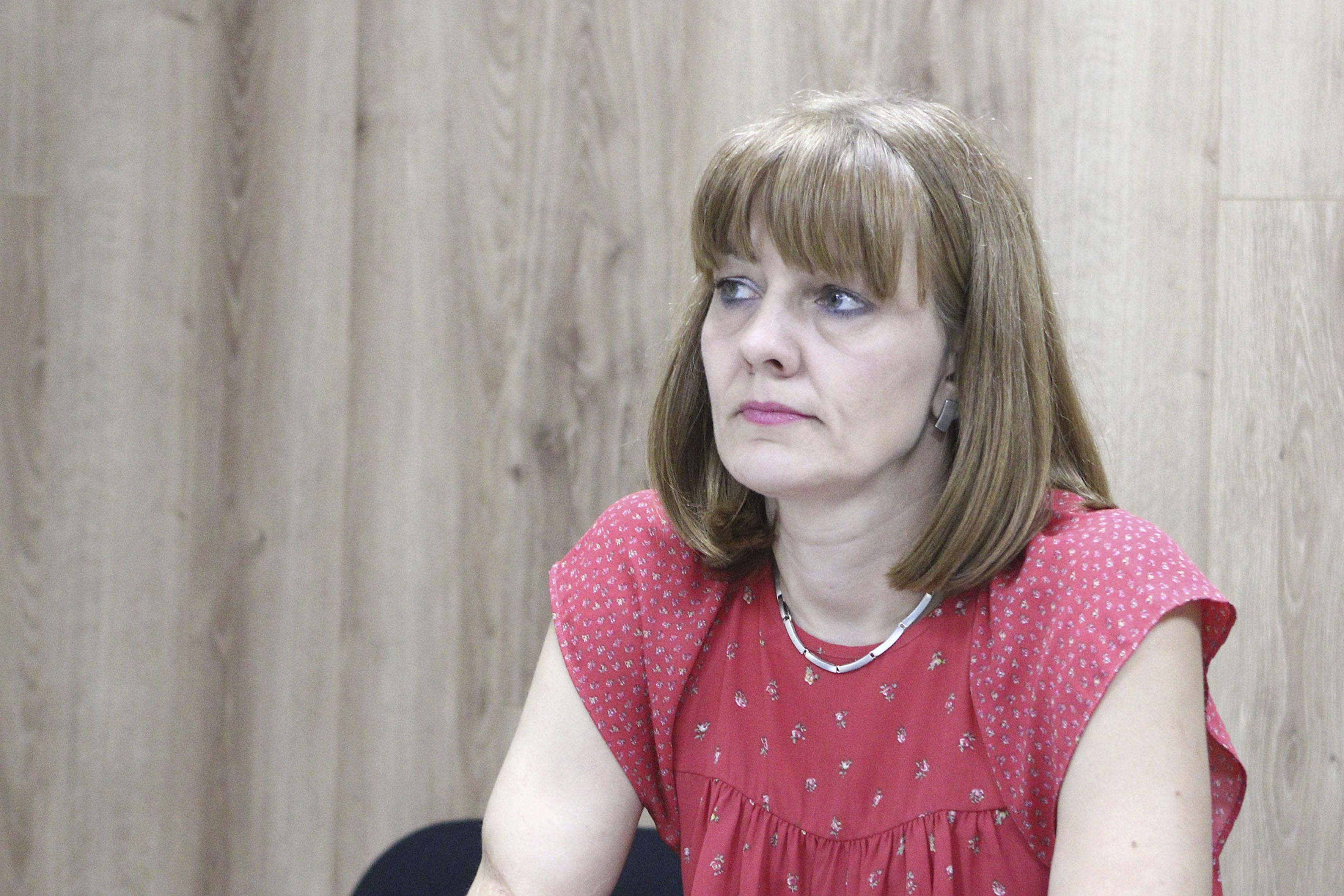 Dra.  Katja Stein, Coordinadora del Módulo de Nutrición del Congreso Internacional Avances en Medicina (CIAM 2018), del Hospital Civil de Guadalajara (HCG).