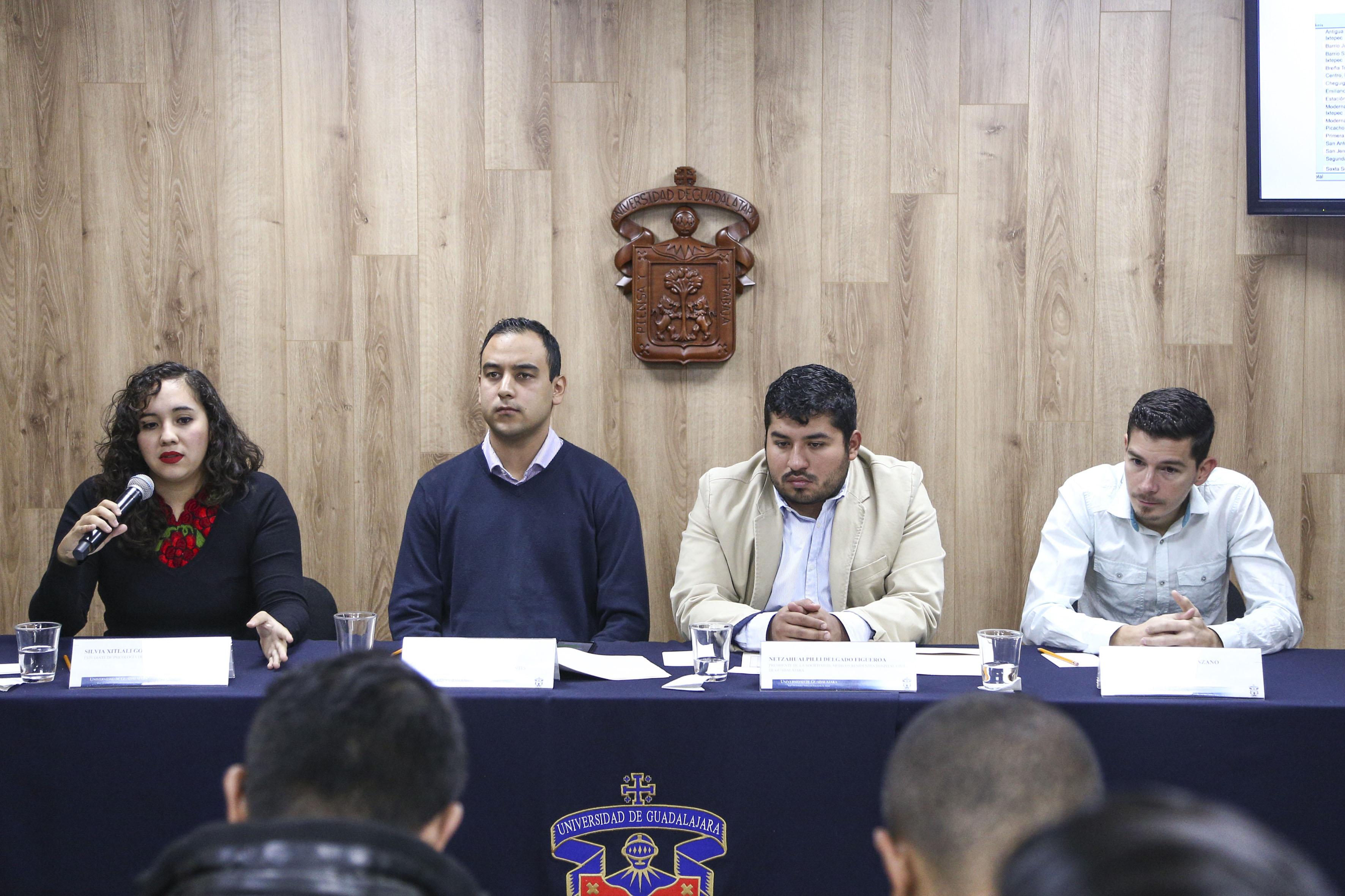 """Rueda de prensa para anunciar la primera brigada """"Construyamos"""" en  Ixtepec, Oaxaca"""