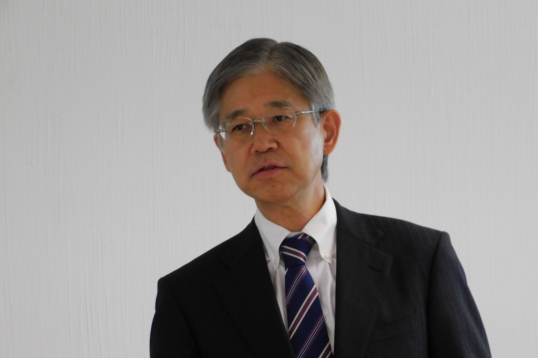 Embajador de Japón en México, el Excmo. señor Yasushi Takase.