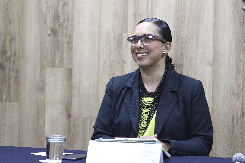 Arquitecta Ana Estela García Cortés, Directora del Museo Trompo Mágico.