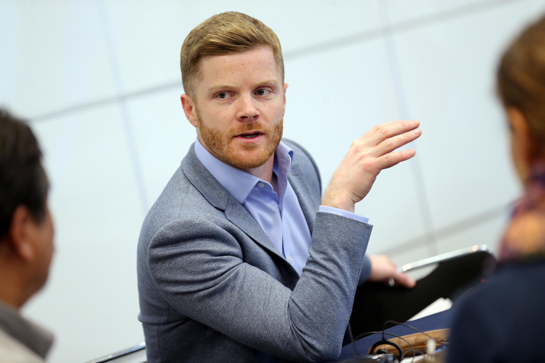 Es consultor de Colocación de Empleo y Empleabilidad de la Universidad de Nottingham