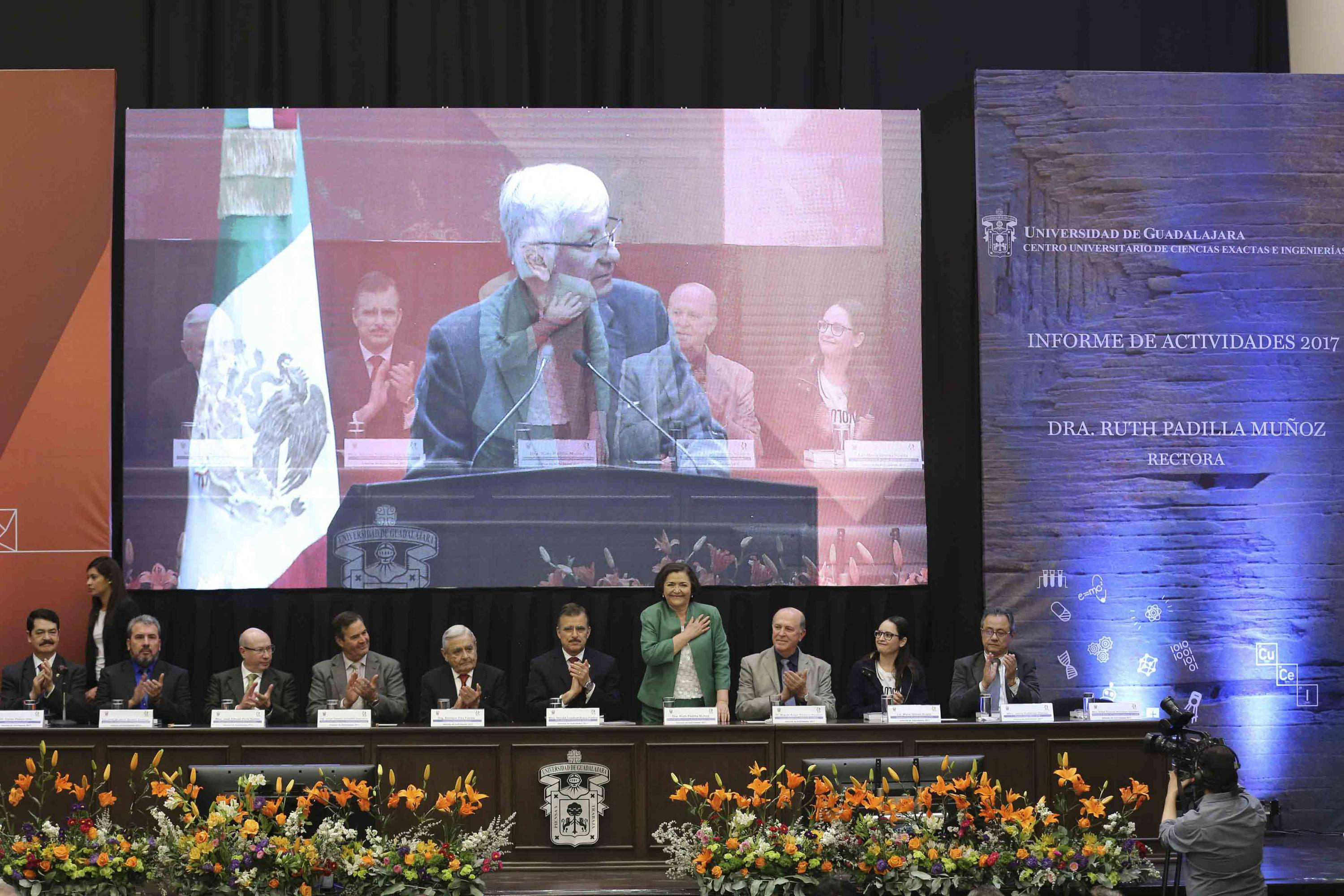 Informe de actividades de la doctora Ruth Padilla Muñoz